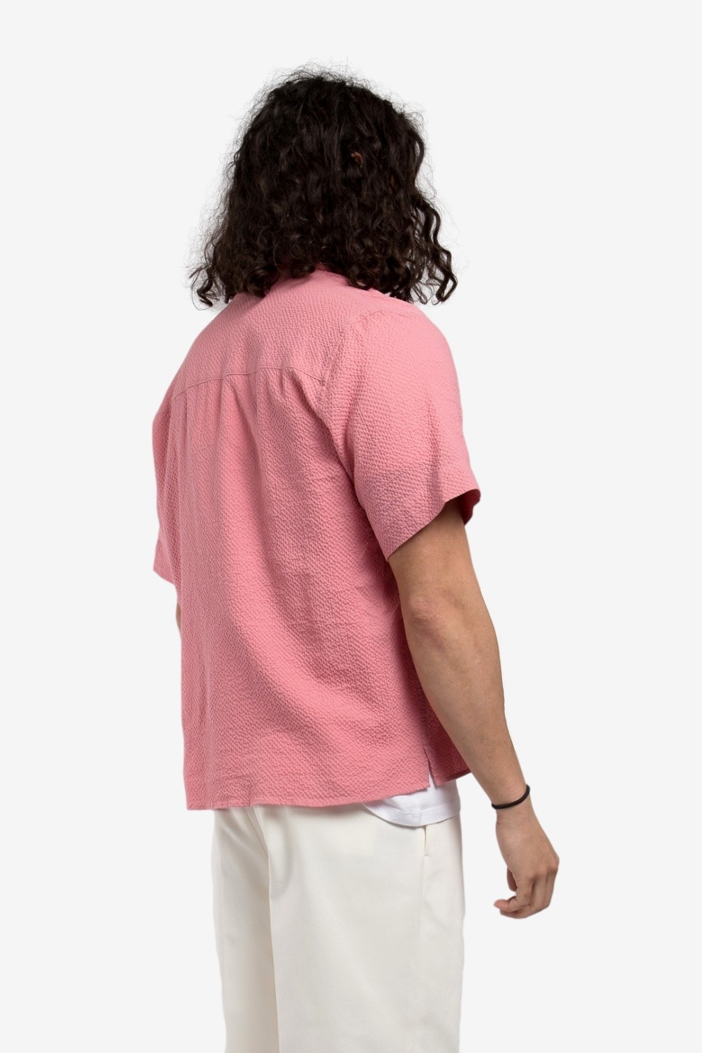 A Kind of Guise Gioia Shirt in Berry Sorbet