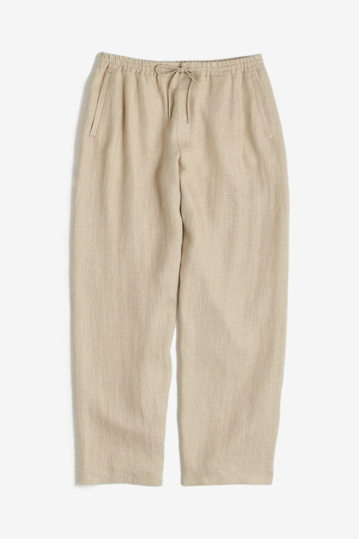 A Kind of Guise Samurai Trousers in Desert Check