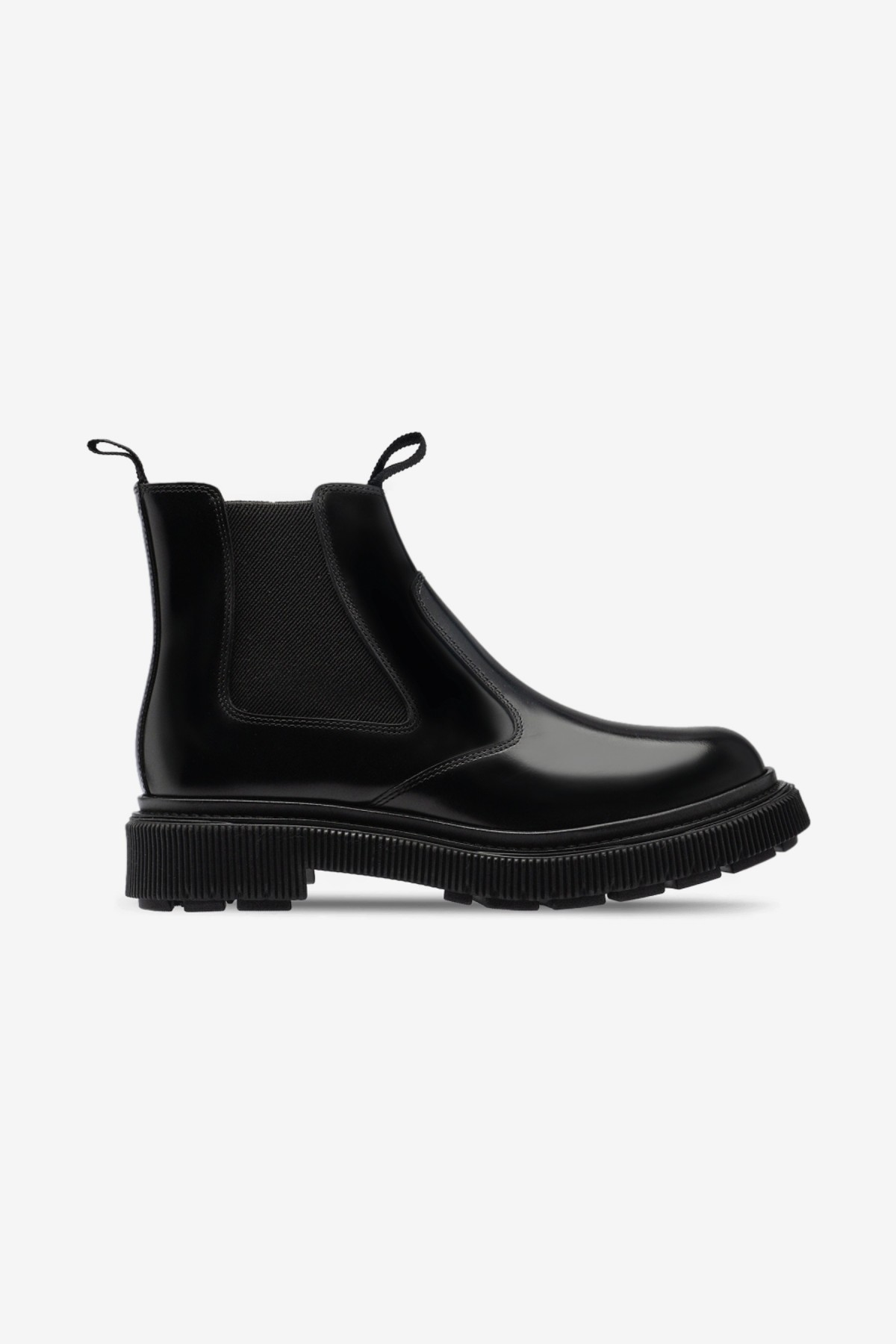 Adieu Type 156 Chelsea Boots in Black
