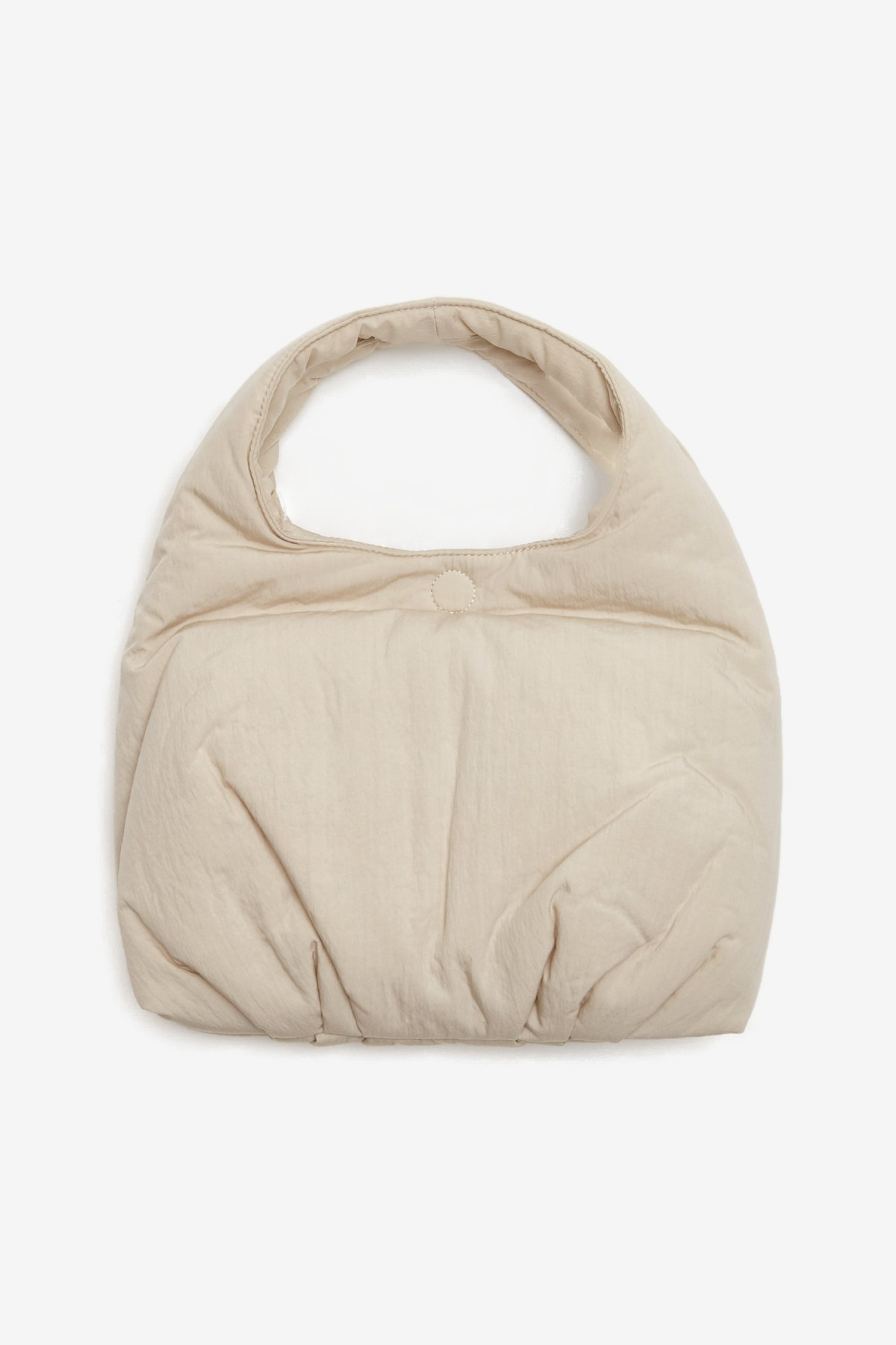 Amomento Small Padded Bag in Beige
