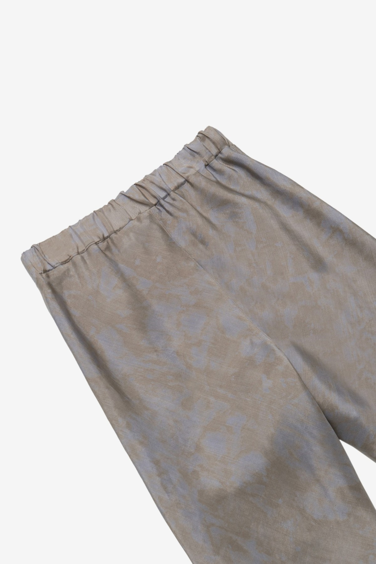 Amomento Tie Dyed Print Pants in Mix