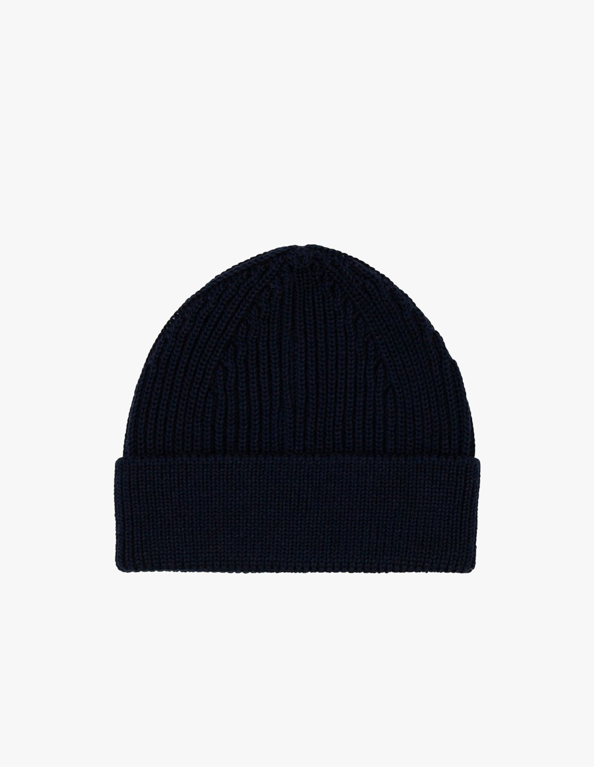 Andersen-Andersen Beanie Short  in Navy Blue