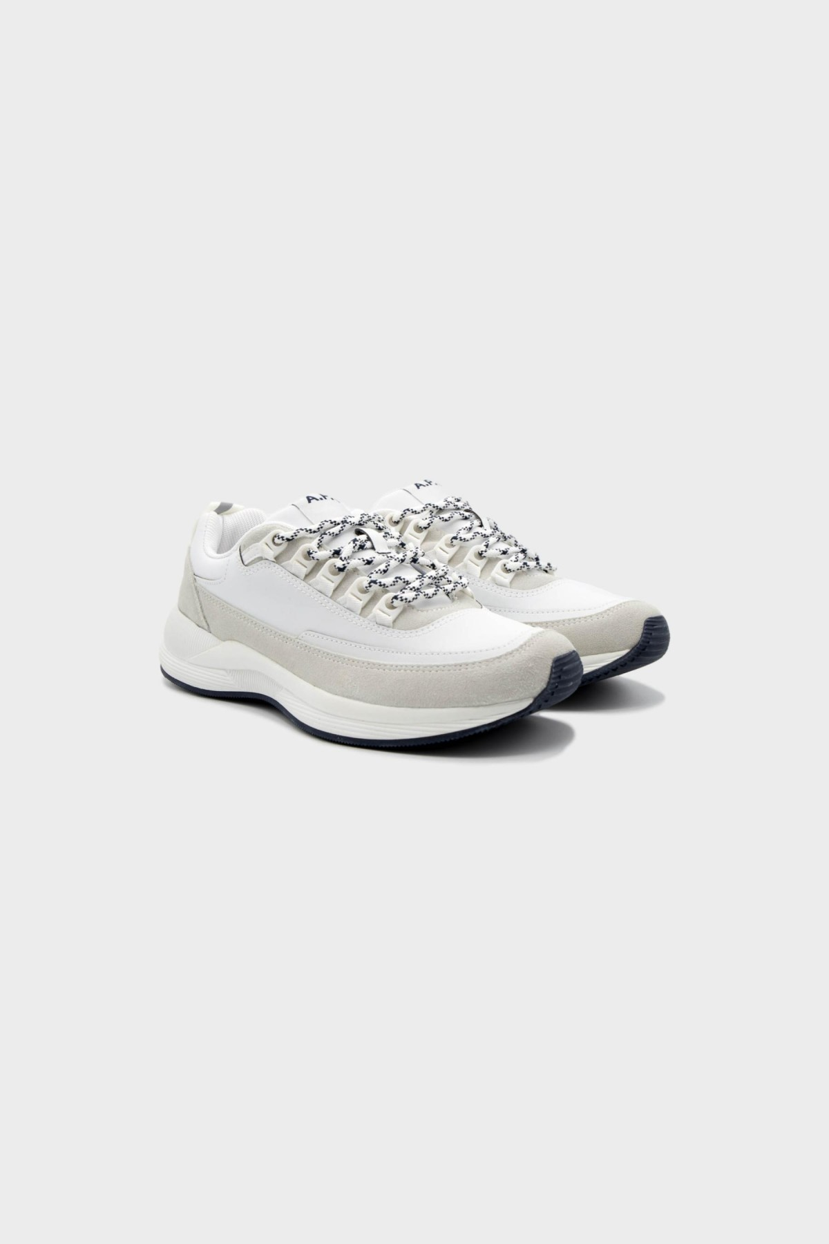 A.P.C. Jay Sneakers in Blanc