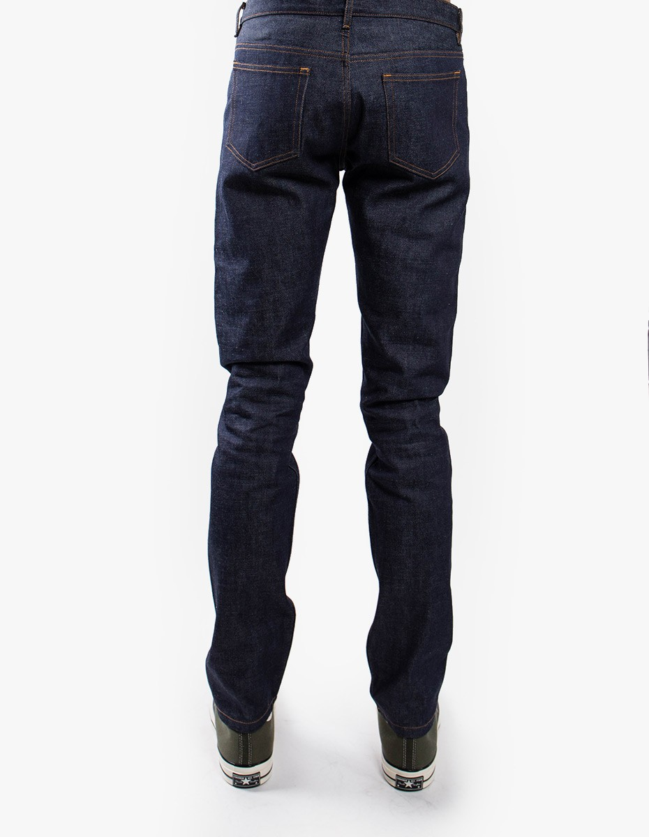 A.P.C. Petit New Standard  in Raw Indigo