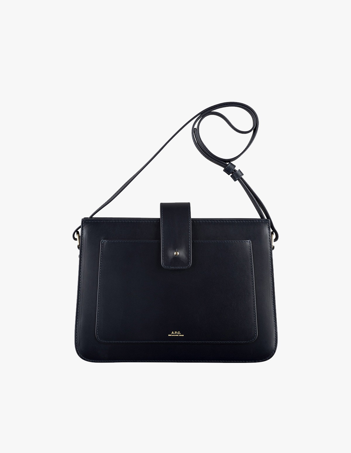 A.P.C. Sac Albane in Dark Navy