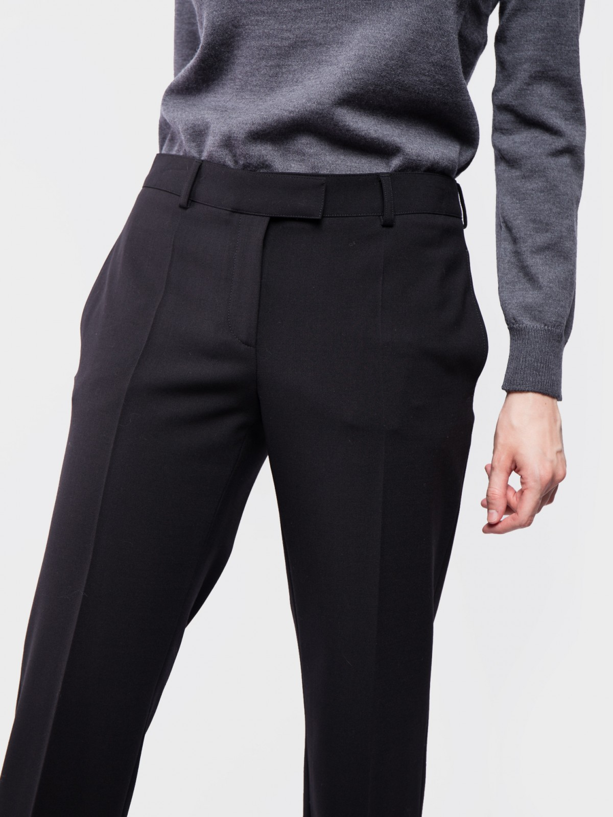 A.P.C. Pantalon Cece in Black