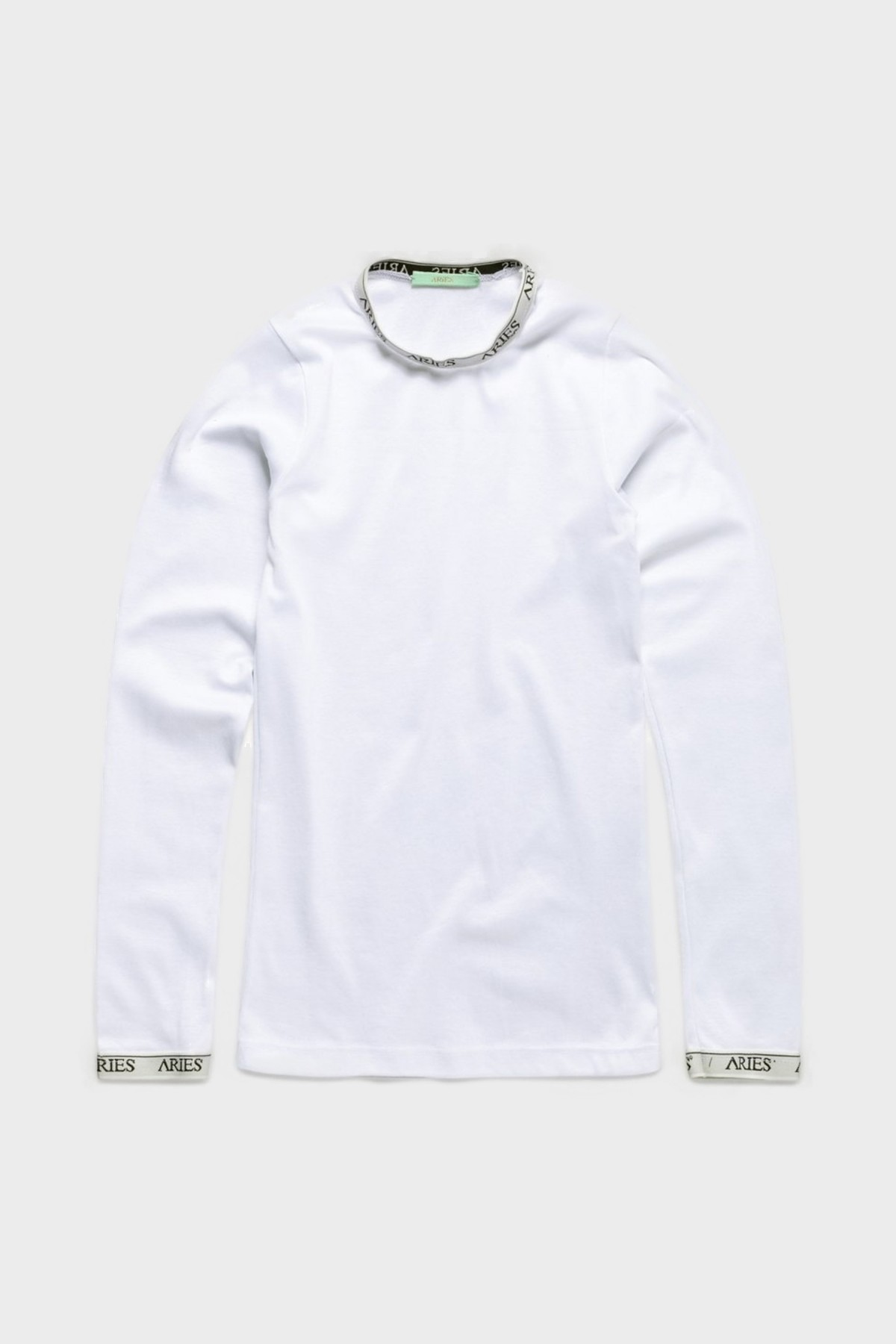 Aries Arise Cotton LS Top in White