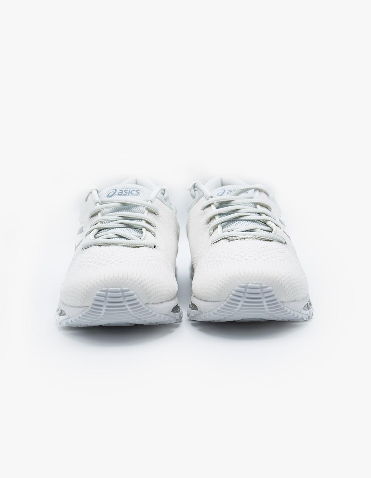 Asics Gel Quantum 360 Knit 3 in Glacier Grey / White