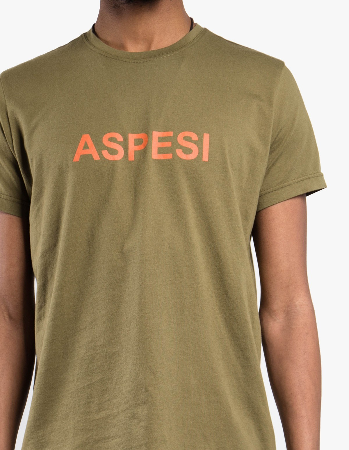 Aspesi T-Shirt Aspesi AY21 in Green
