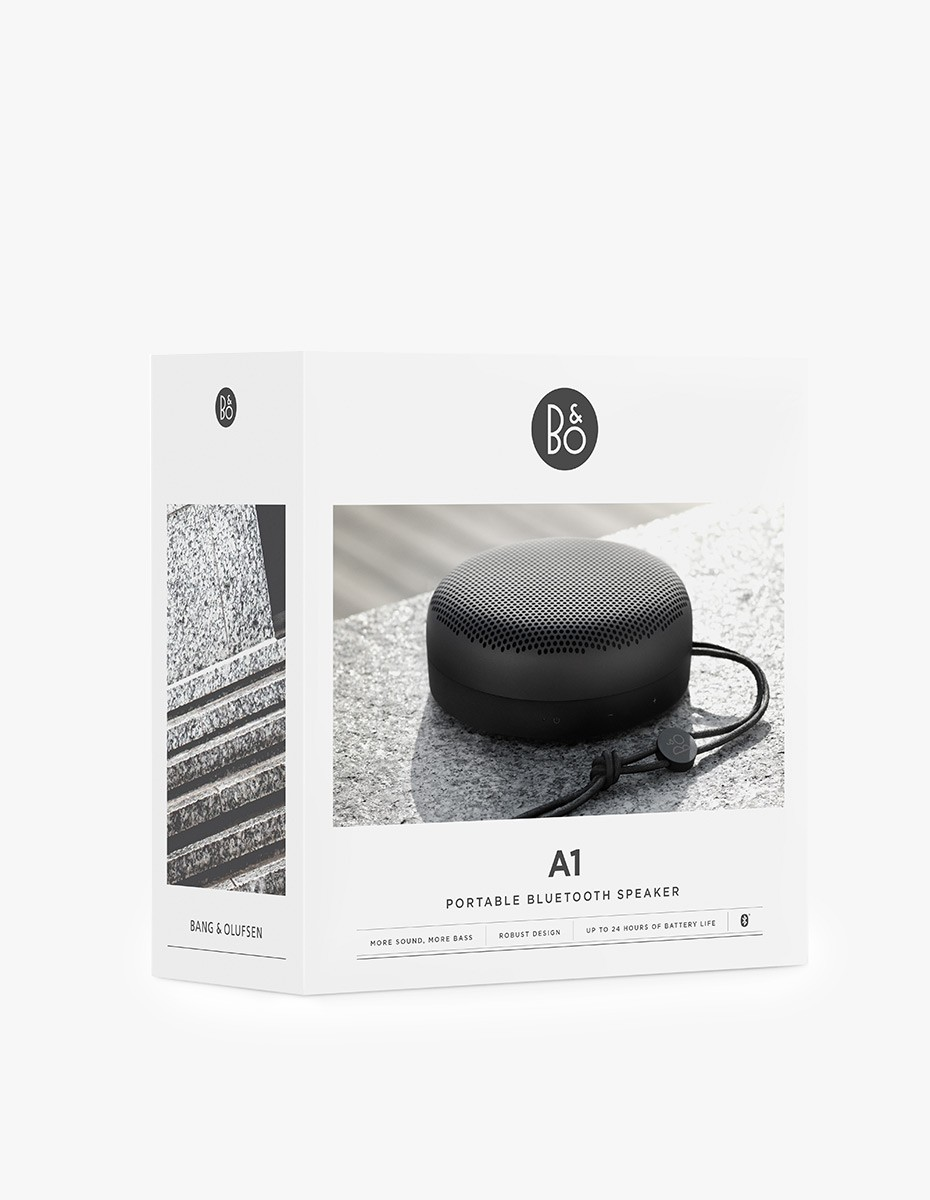 Bang & Olufsen Beoplay A1 Black in