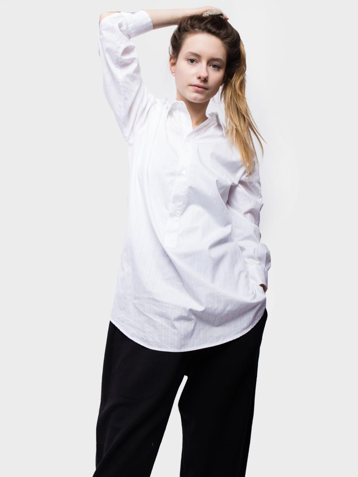 Barena Venezia  Shirt Sandra Cini in White