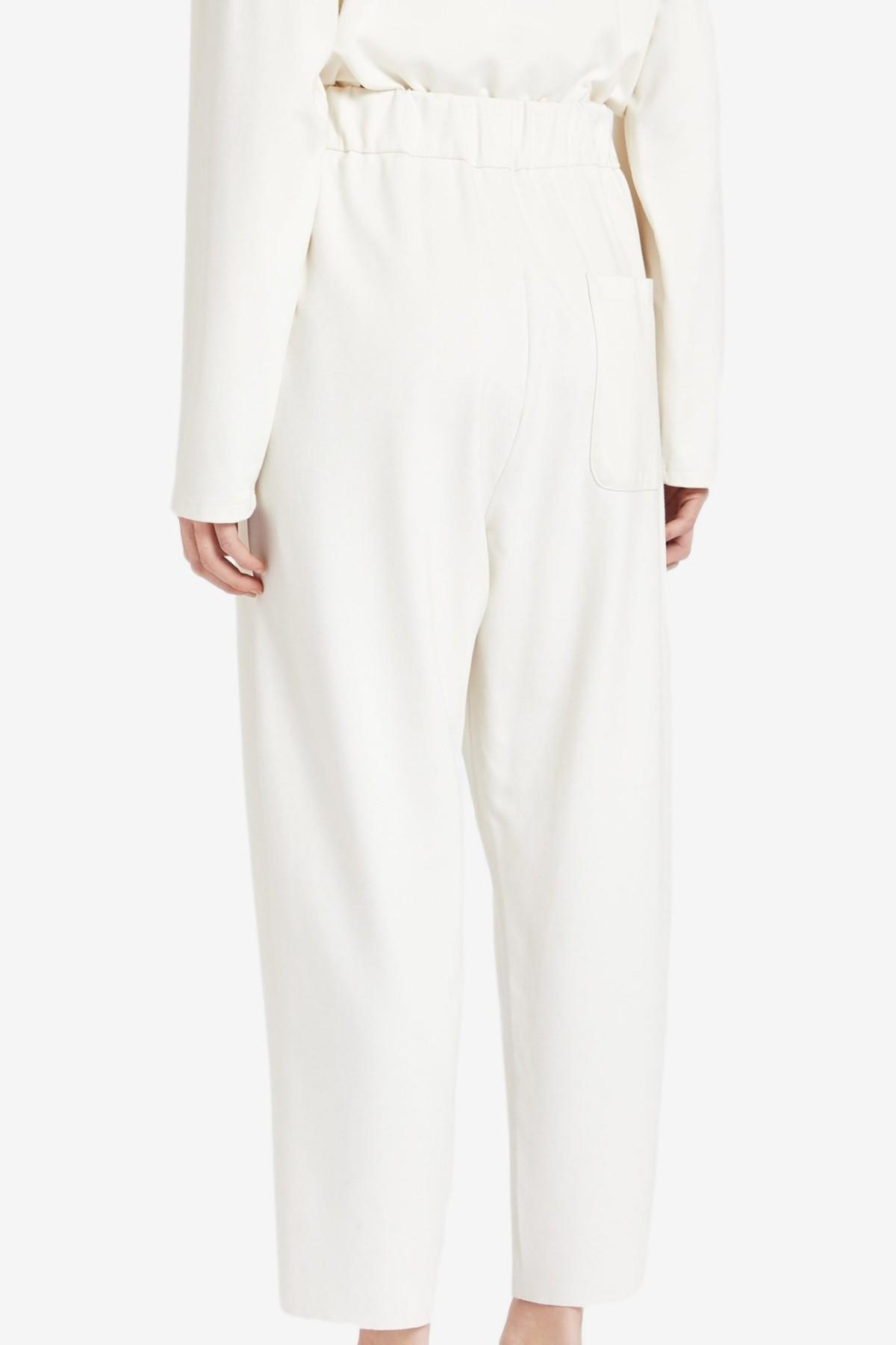 Barena Venezia Trousers Joie Isso in Bianco