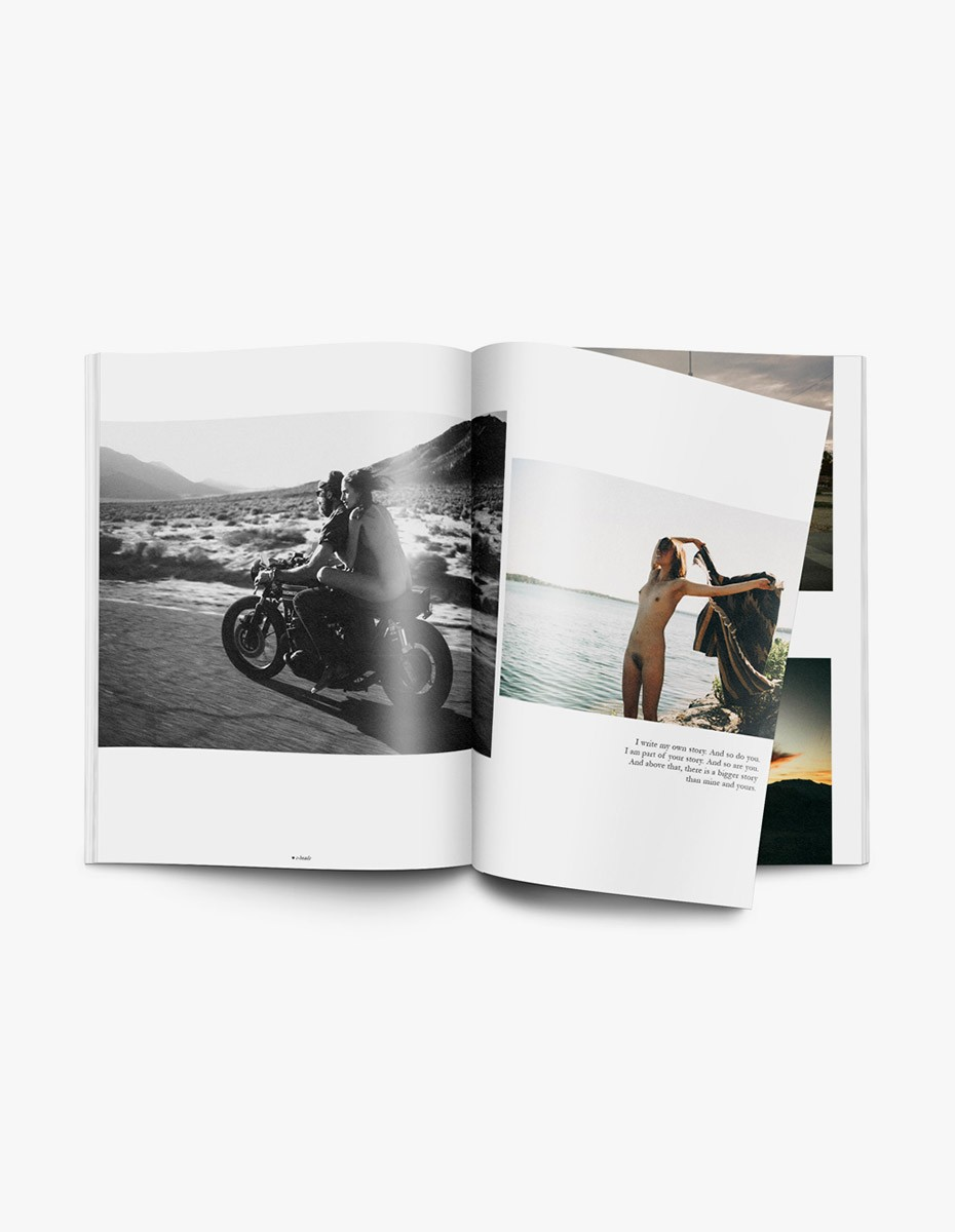 C-Heads Magazine Issue 34 - Special Issue in