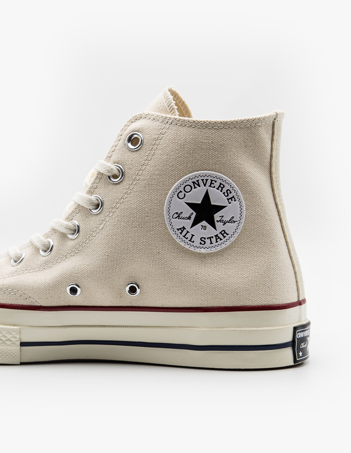 Converse Chuck Taylor High All Star '70 in Parchment Sand