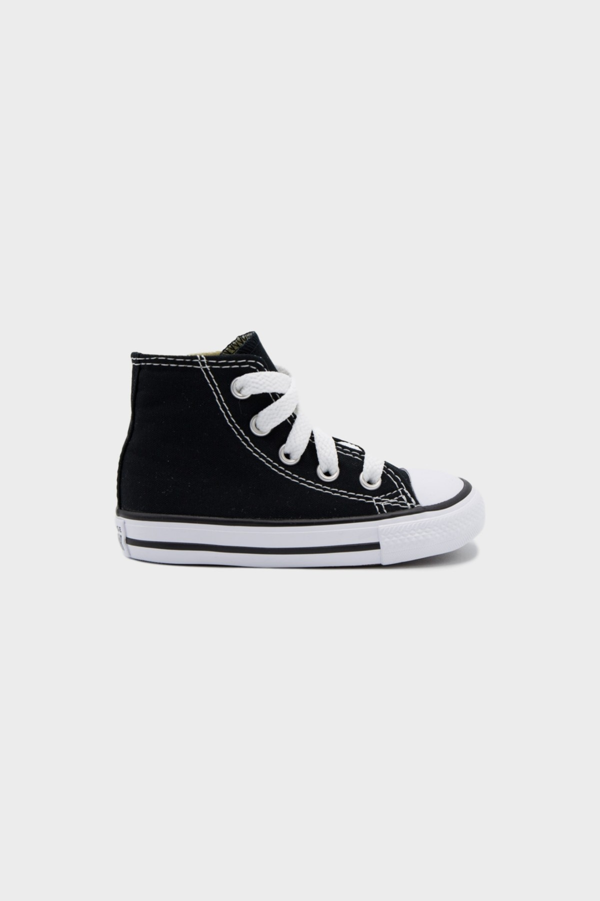 Converse All Stars High Infant in Black White