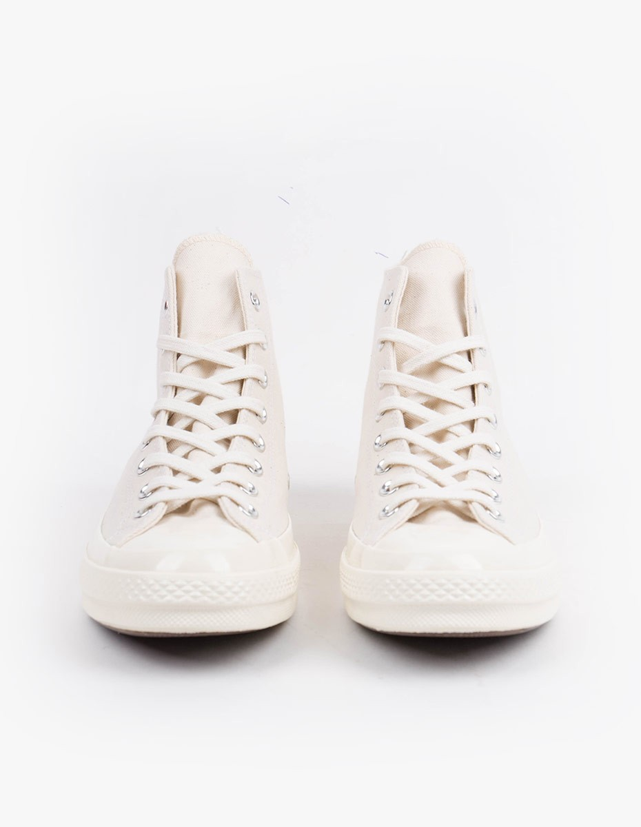 Converse Chuck Taylor High All Star '70 in Natural Clematis