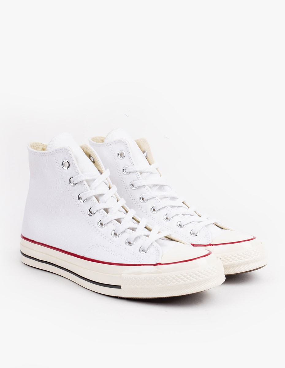 Converse Chuck Taylor High All Star '70 in White Egret