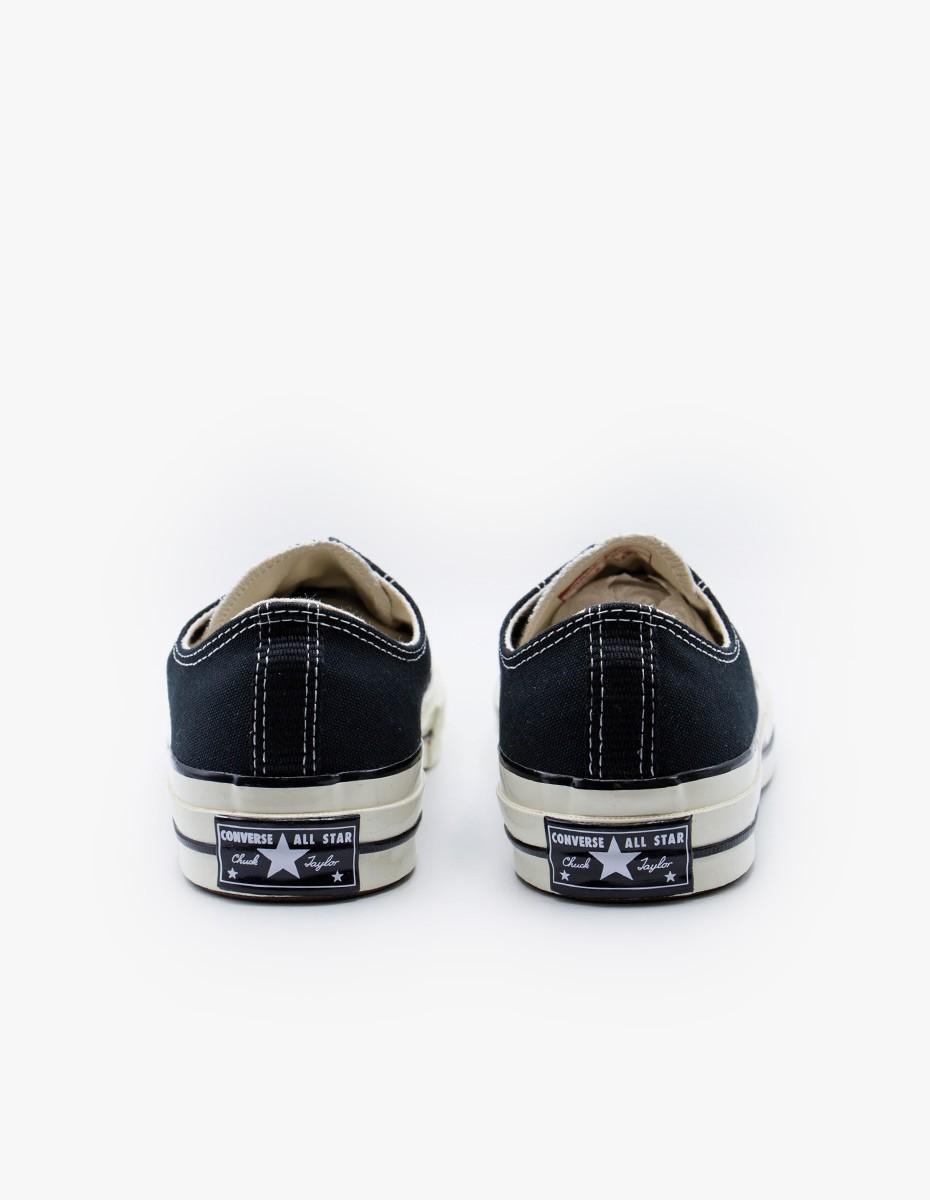 Converse Chuck Taylor Low OX All Star '70 in Black
