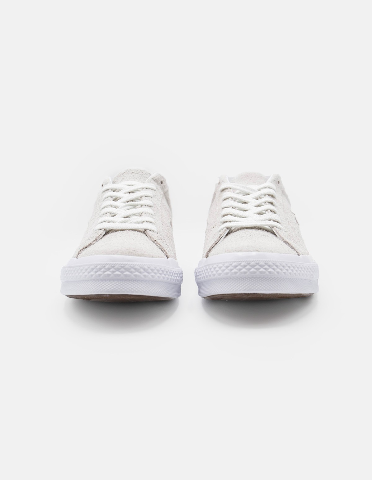 Converse One Star OX in White / White