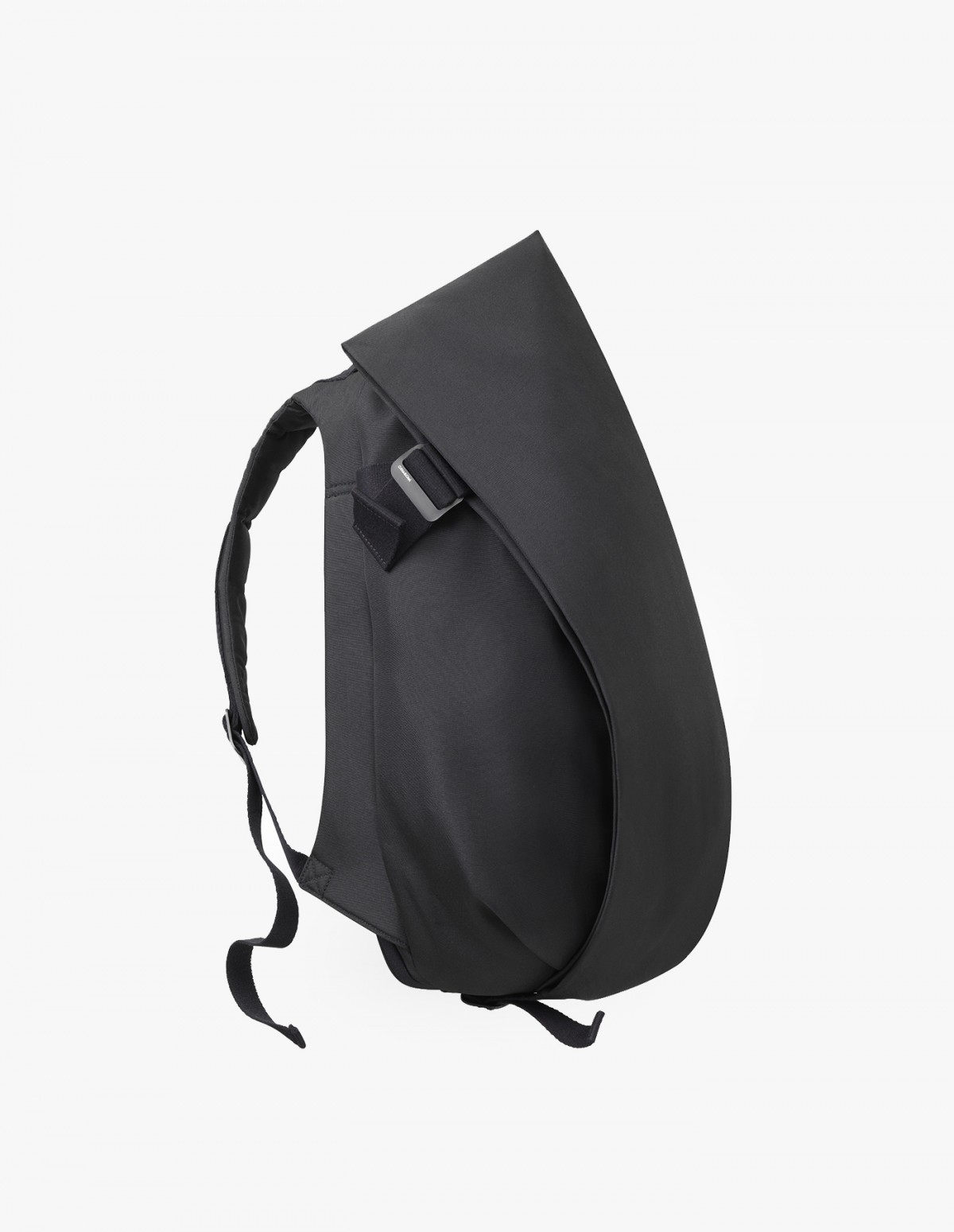 Cote & Ciel Isar Medium Rucksack in Black Eco Yarn