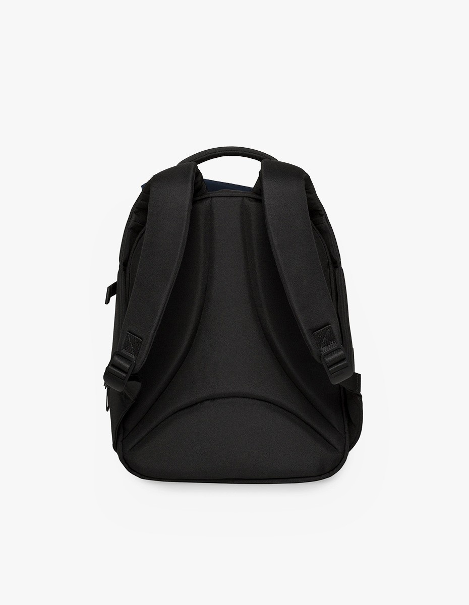 Cote & Ciel Isar Small Rucksack in Midnight Blue Memory Tech