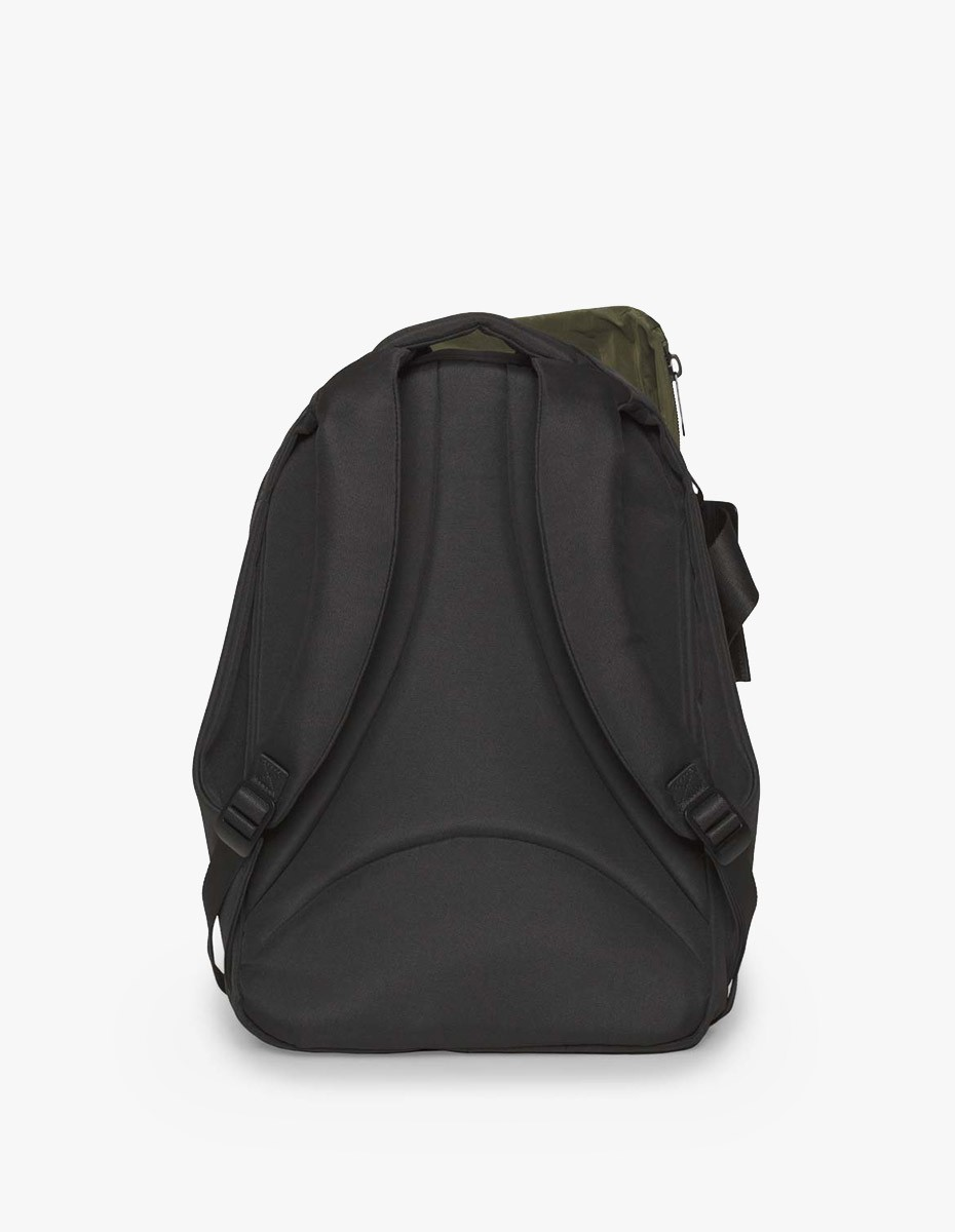 Cote & Ciel Isar Small Rucksack in Olive Memory Tech