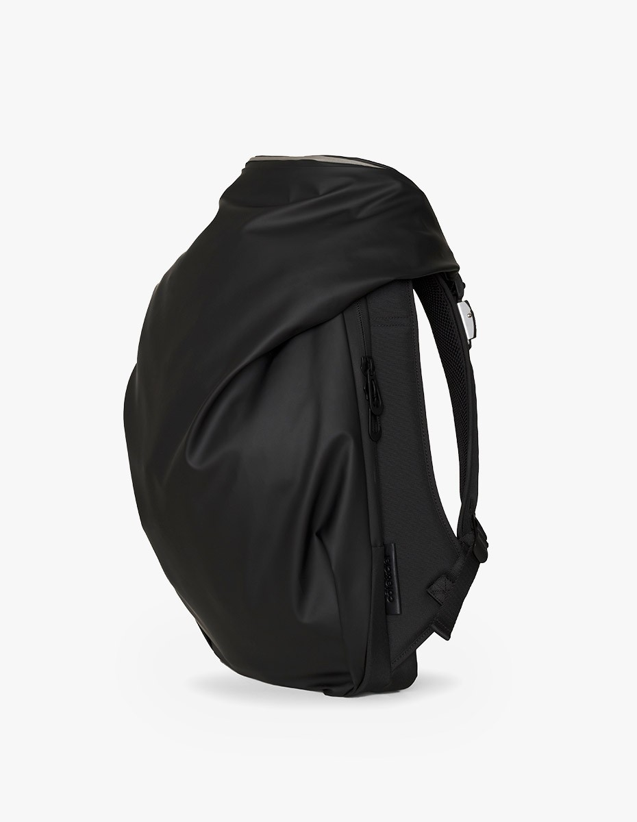 Cote & Ciel New Nile Backpack in Obsidian