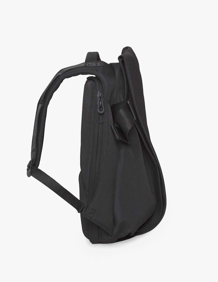 Cote & Ciel Isar Large Rucksack in Black Eco Yarn