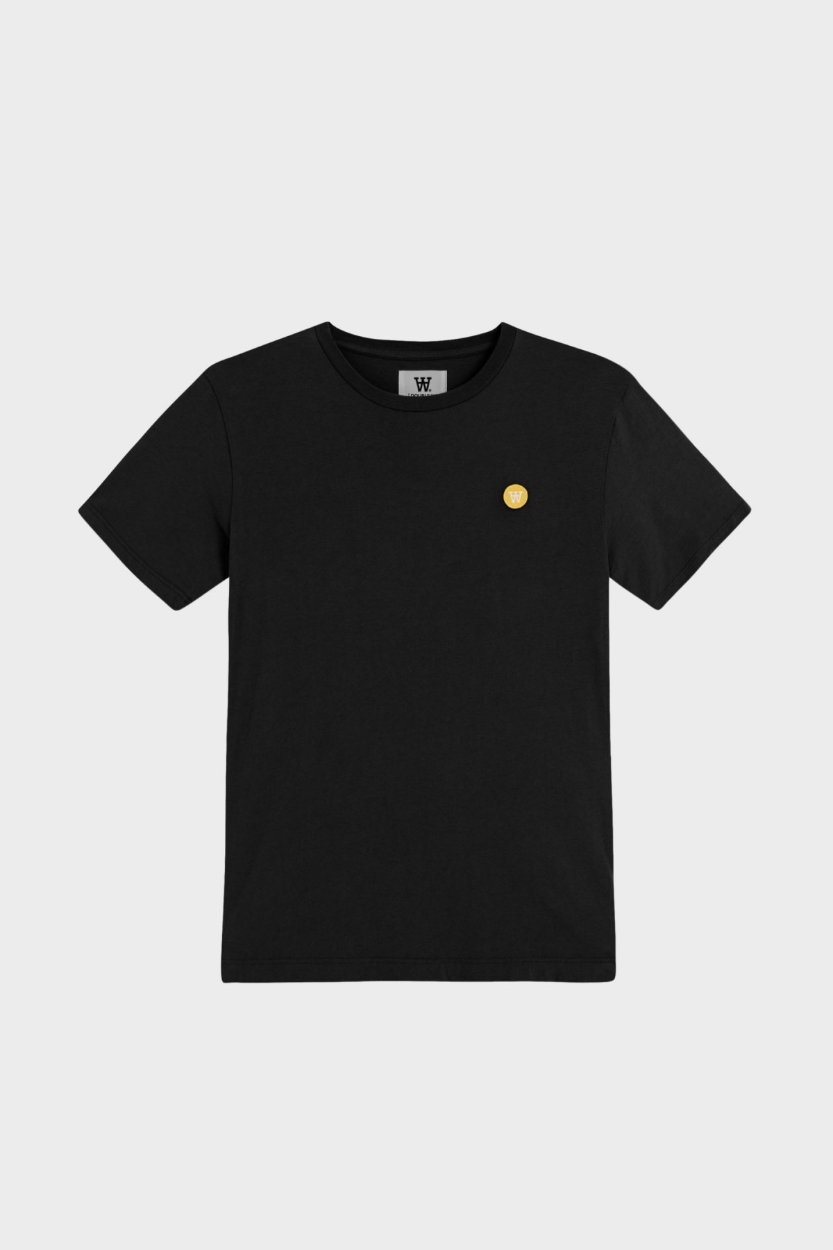 Wood Wood Ace T-Shirt in Black