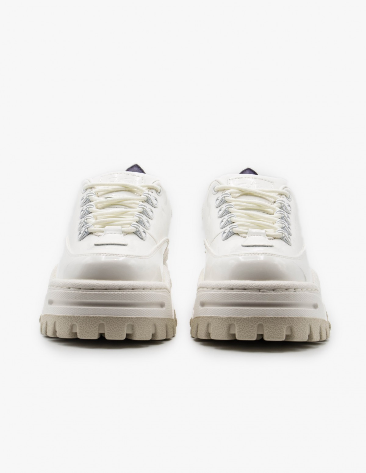Eytys Angel Patent White in White