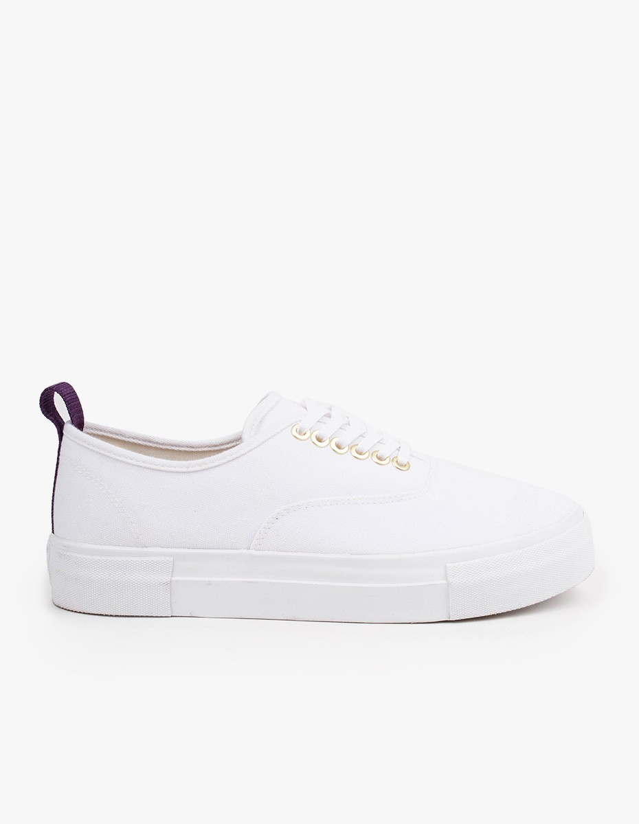 Eytys Mother Canvas in White