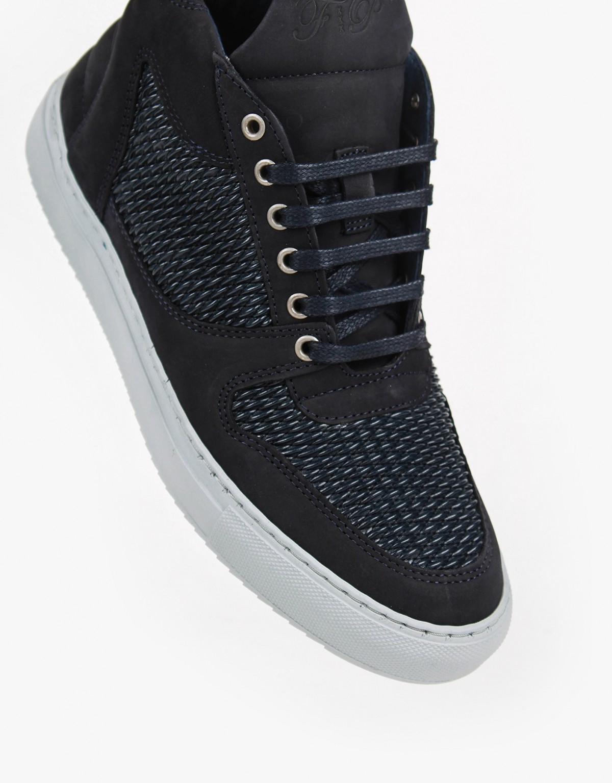 Filling Pieces Mid Top Transformed in IMEP Navy