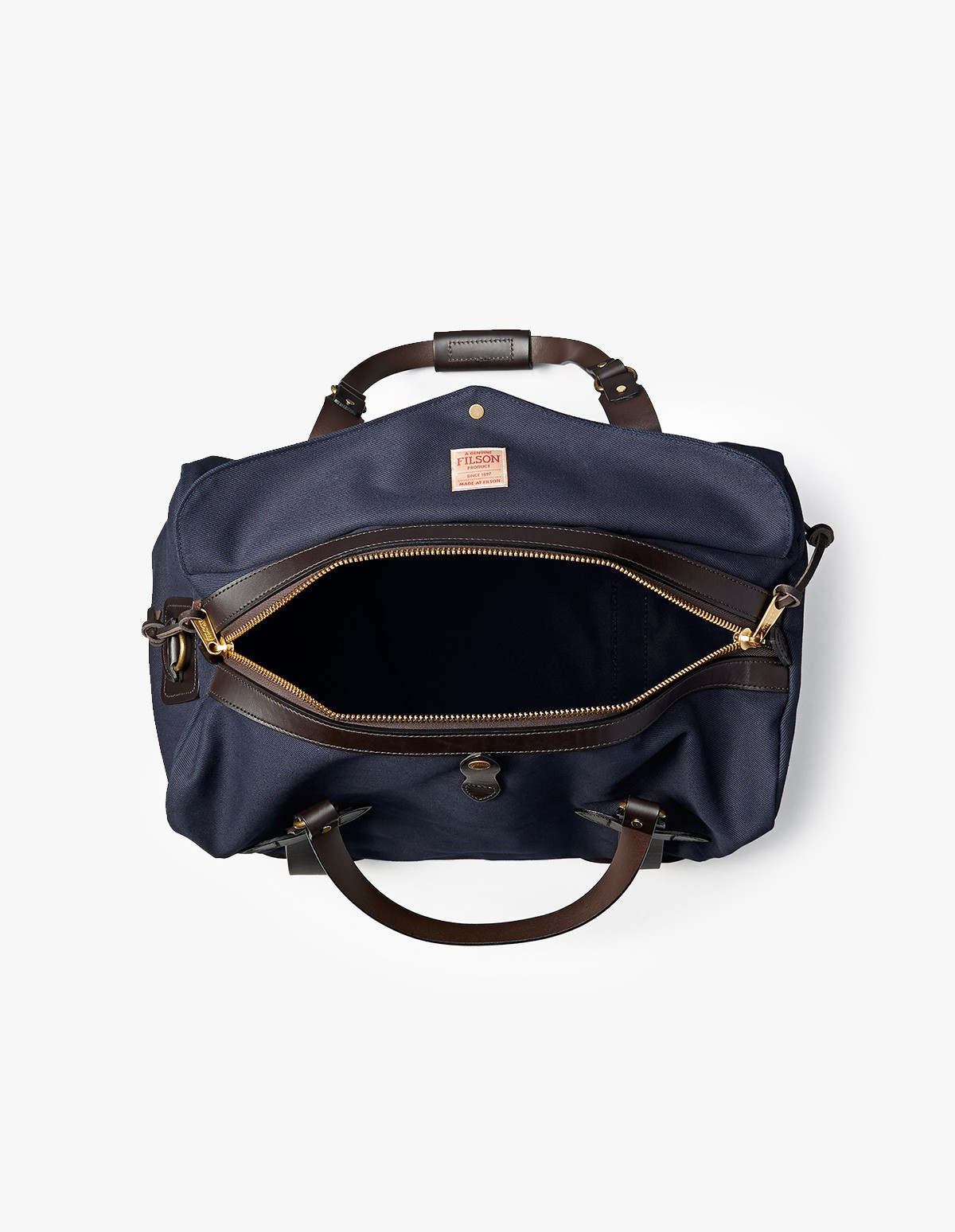 Filson Medium Duffle Bag in Navy