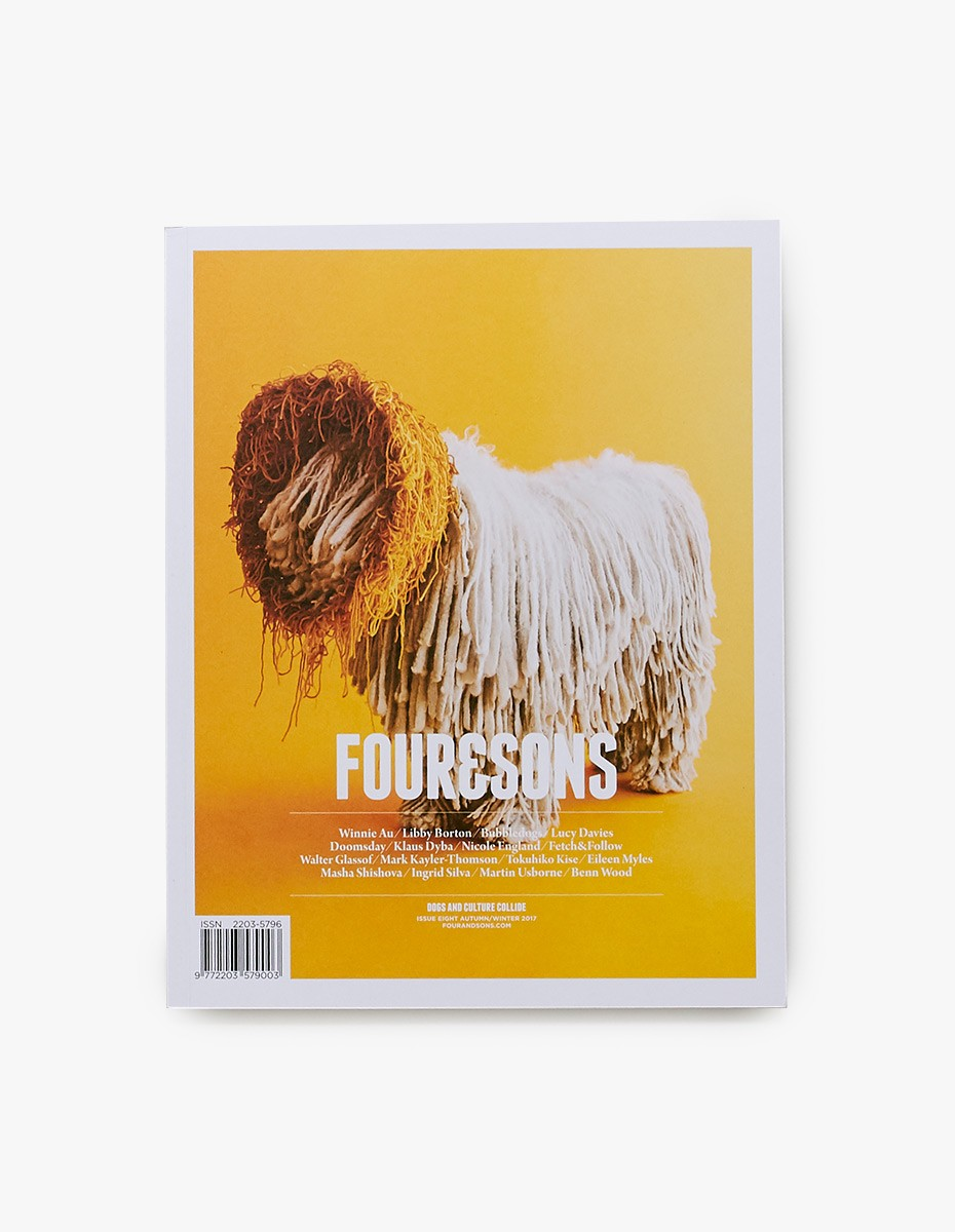 Four & Sons Issue 08 in