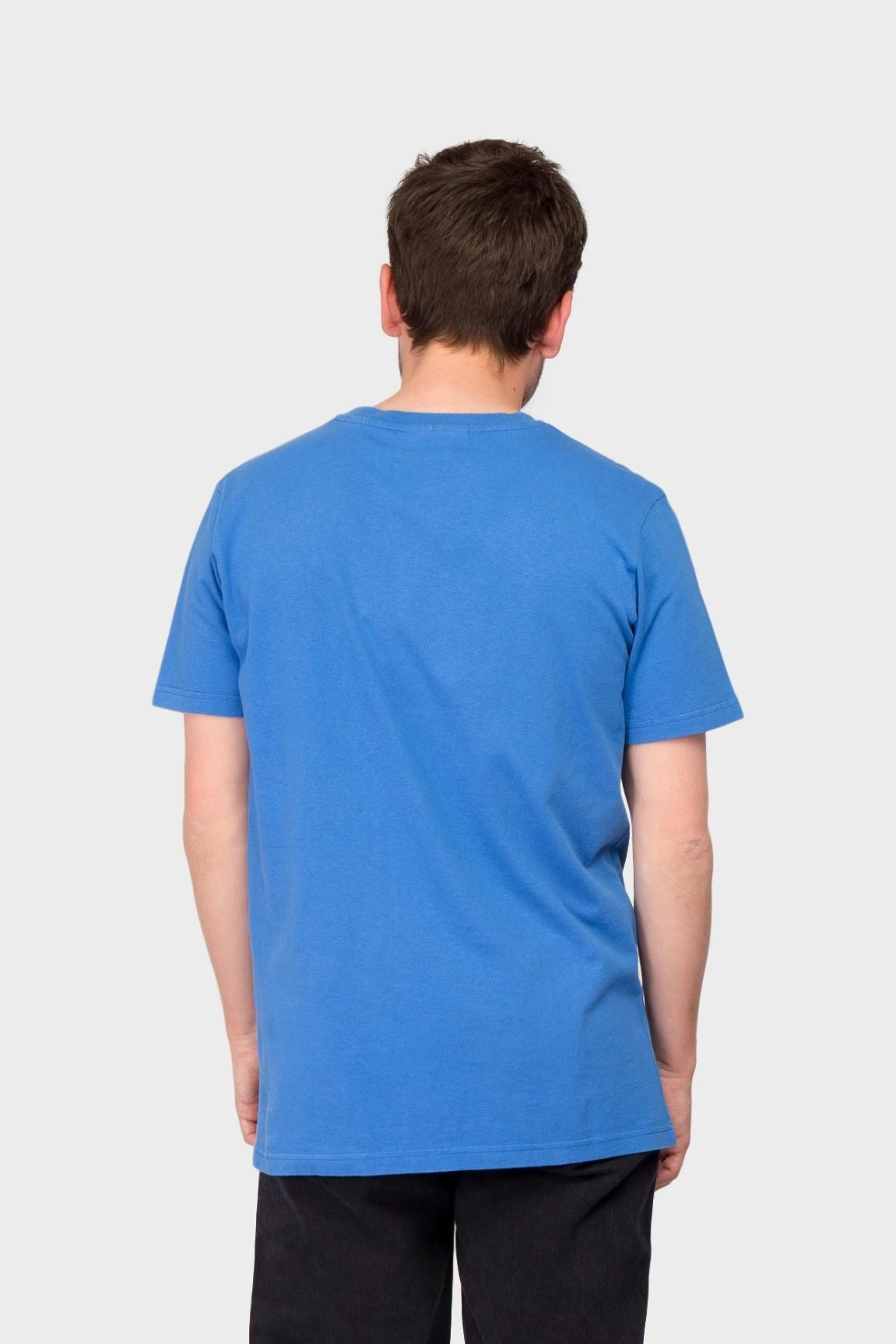 Han Kjøbenhavn Artwork Tee in Blue