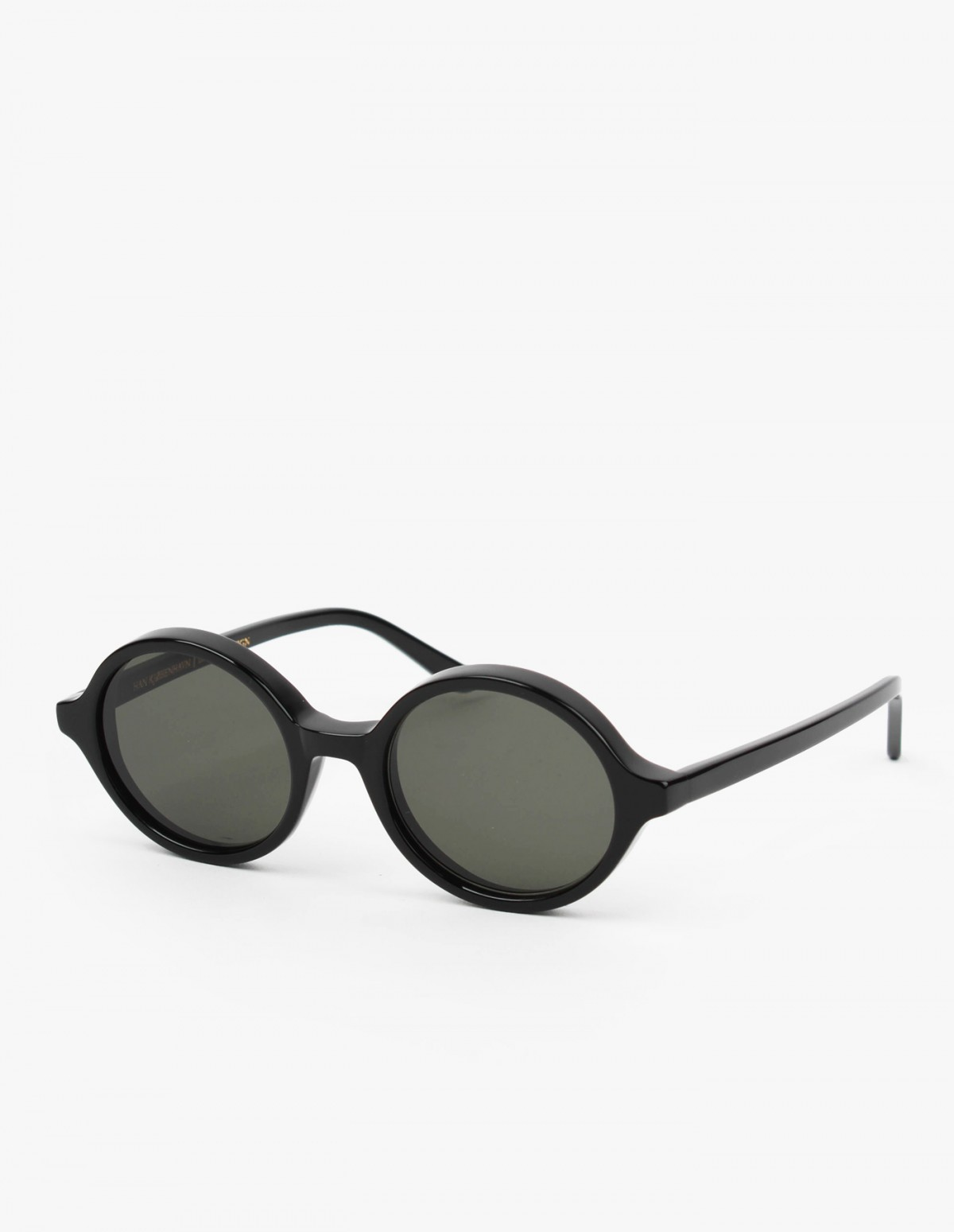 Han Kjøbenhavn Doc Sunglasses in Black