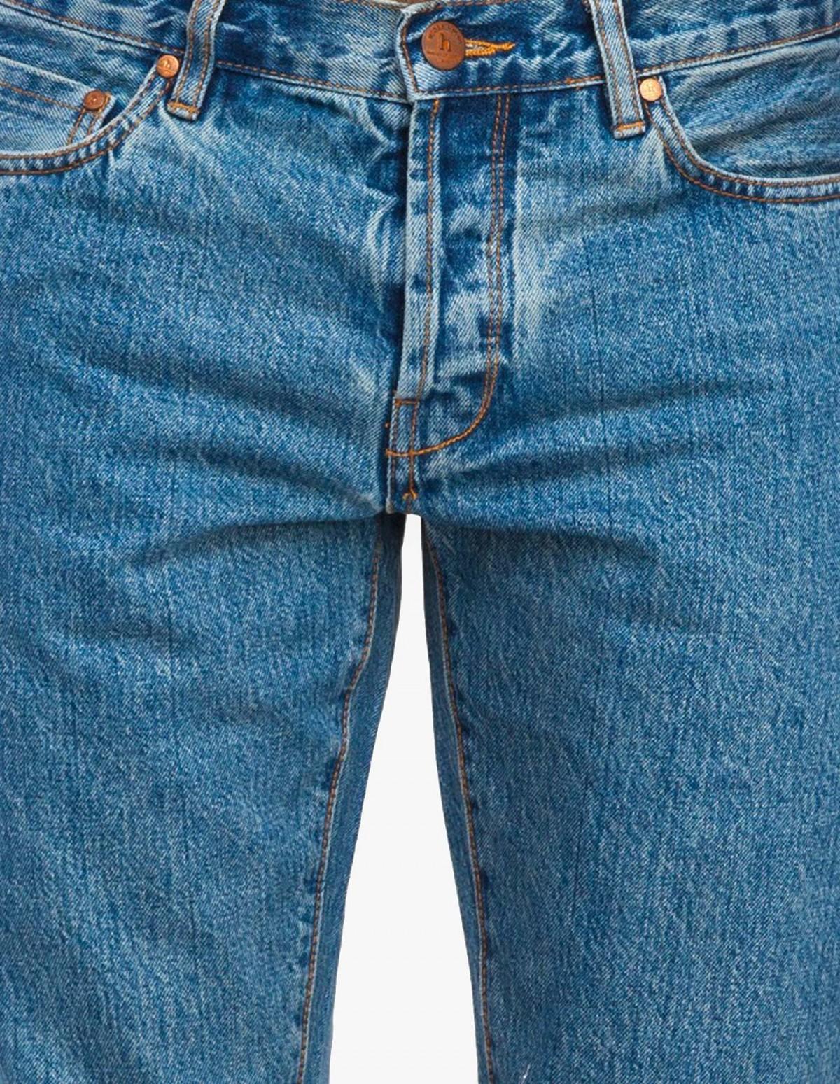 Han Kjøbenhavn Tapered Jeans in Heavy Stone