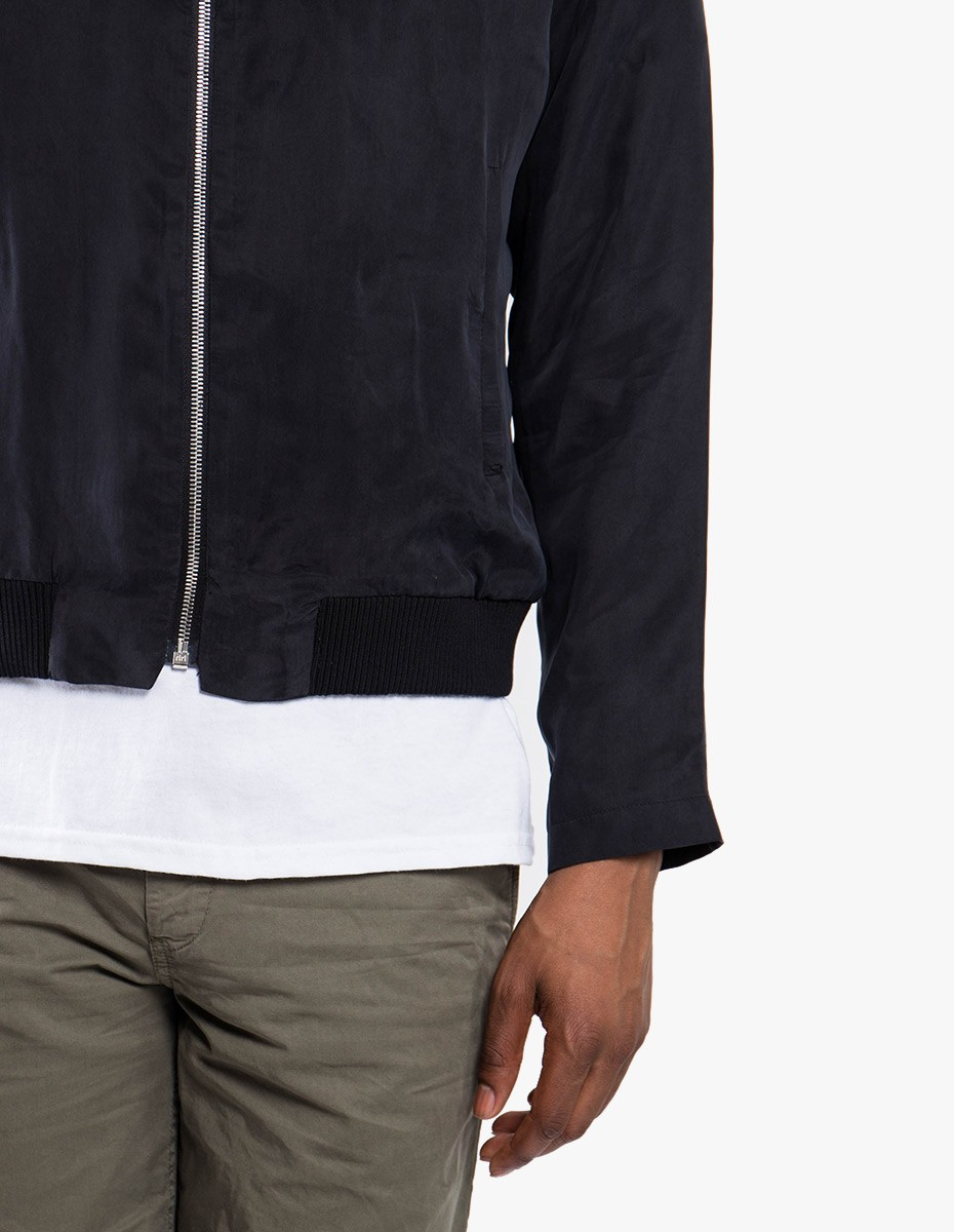 Harmony Milos Jacket  in Black