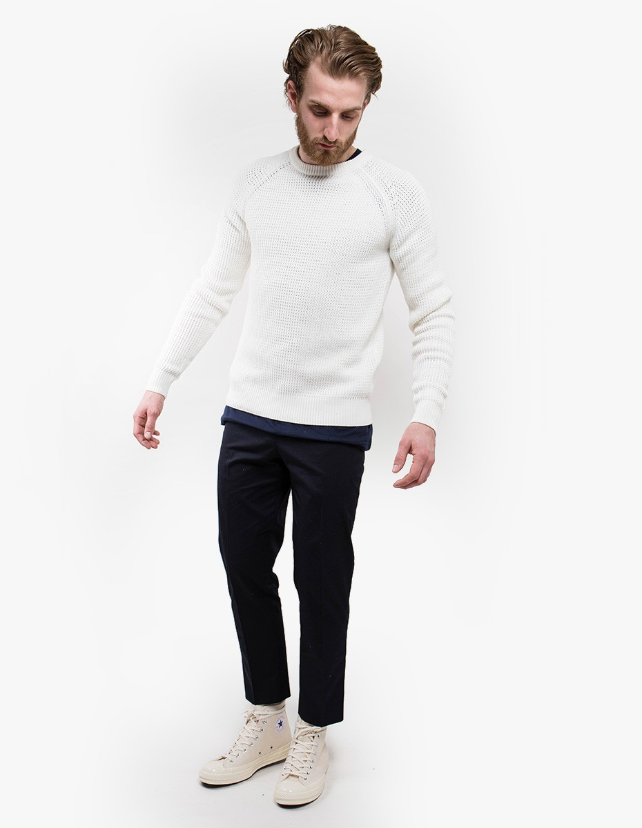 Harmony Wade Sweater in Off-White