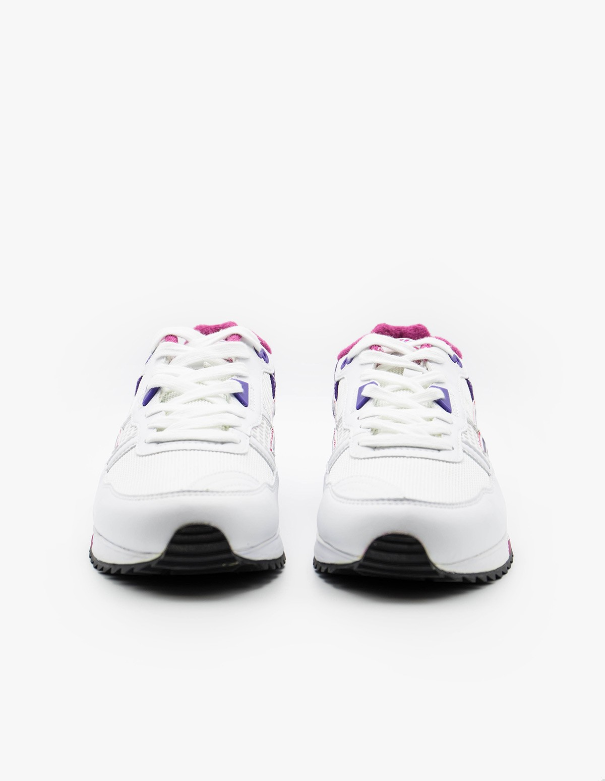 Hi-Tec HTS Badwater 146 ABC in White / Purple / Beetroot