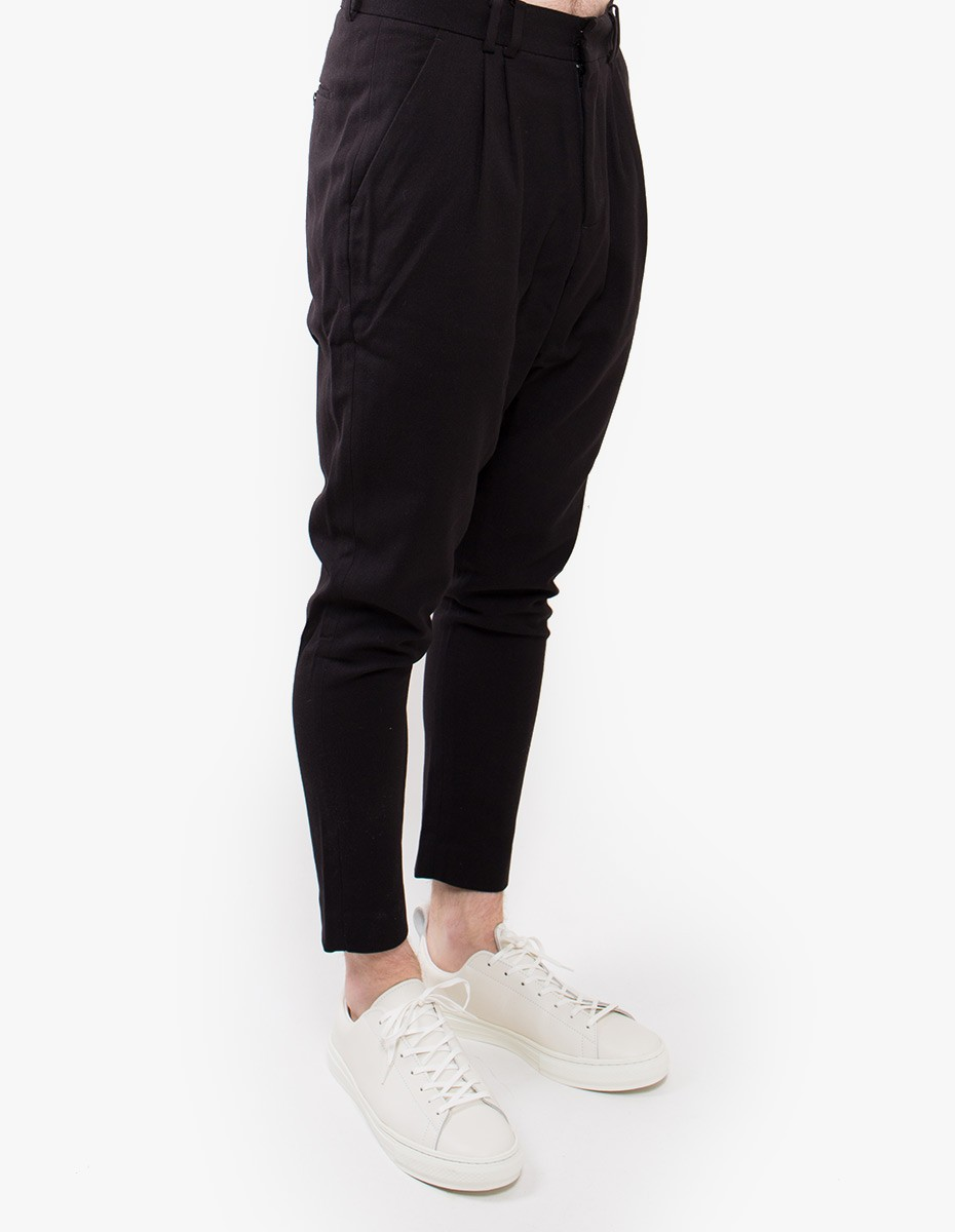 Holzweiler Fraction DC Pants in Black
