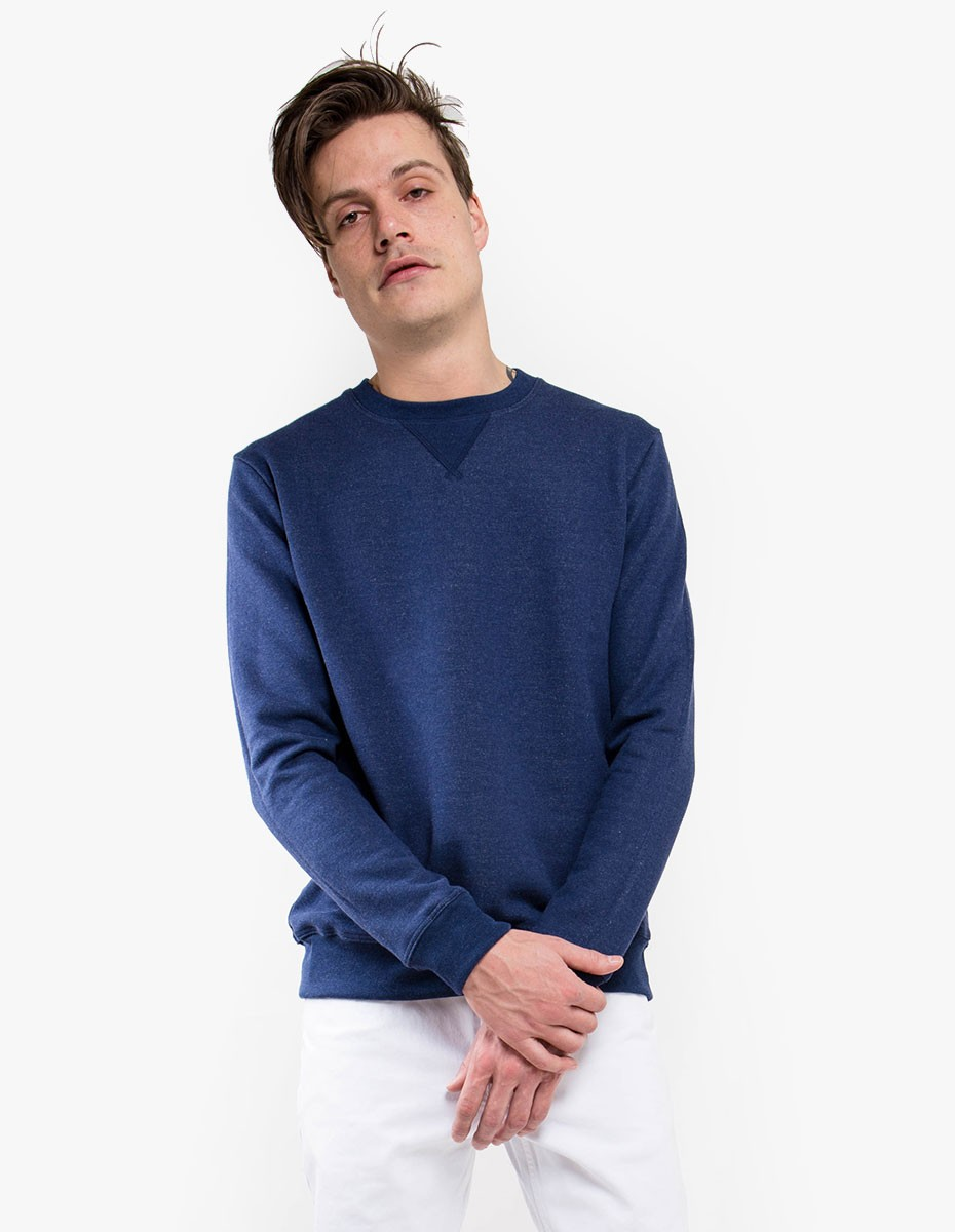 Howlin' Louis Sweater in Navy