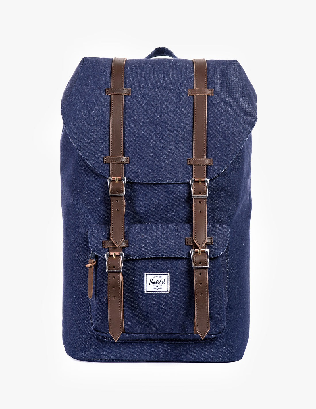 Herschel Supply Little America Canvas in Indigo Denim