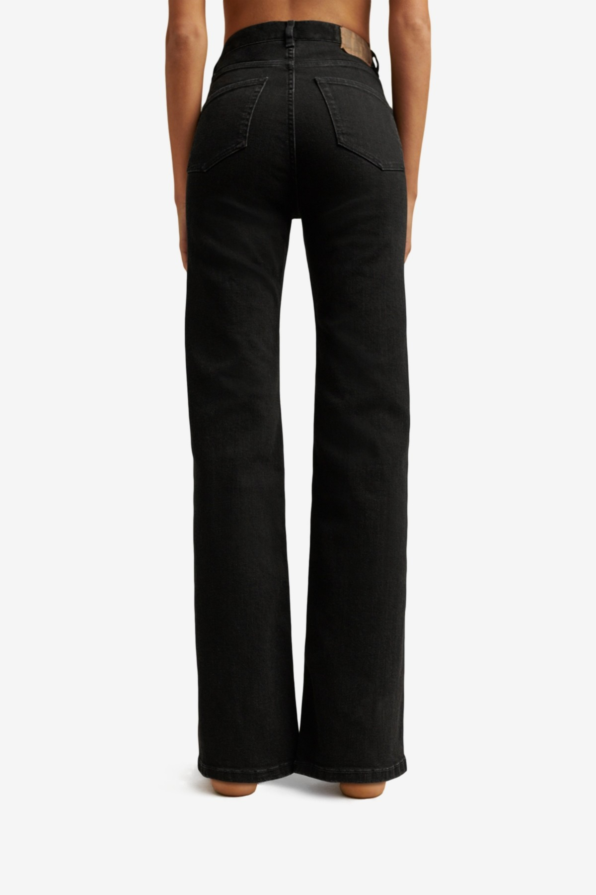 Jeanerica PW008 Pyramid Fit in Black 2 Weeks