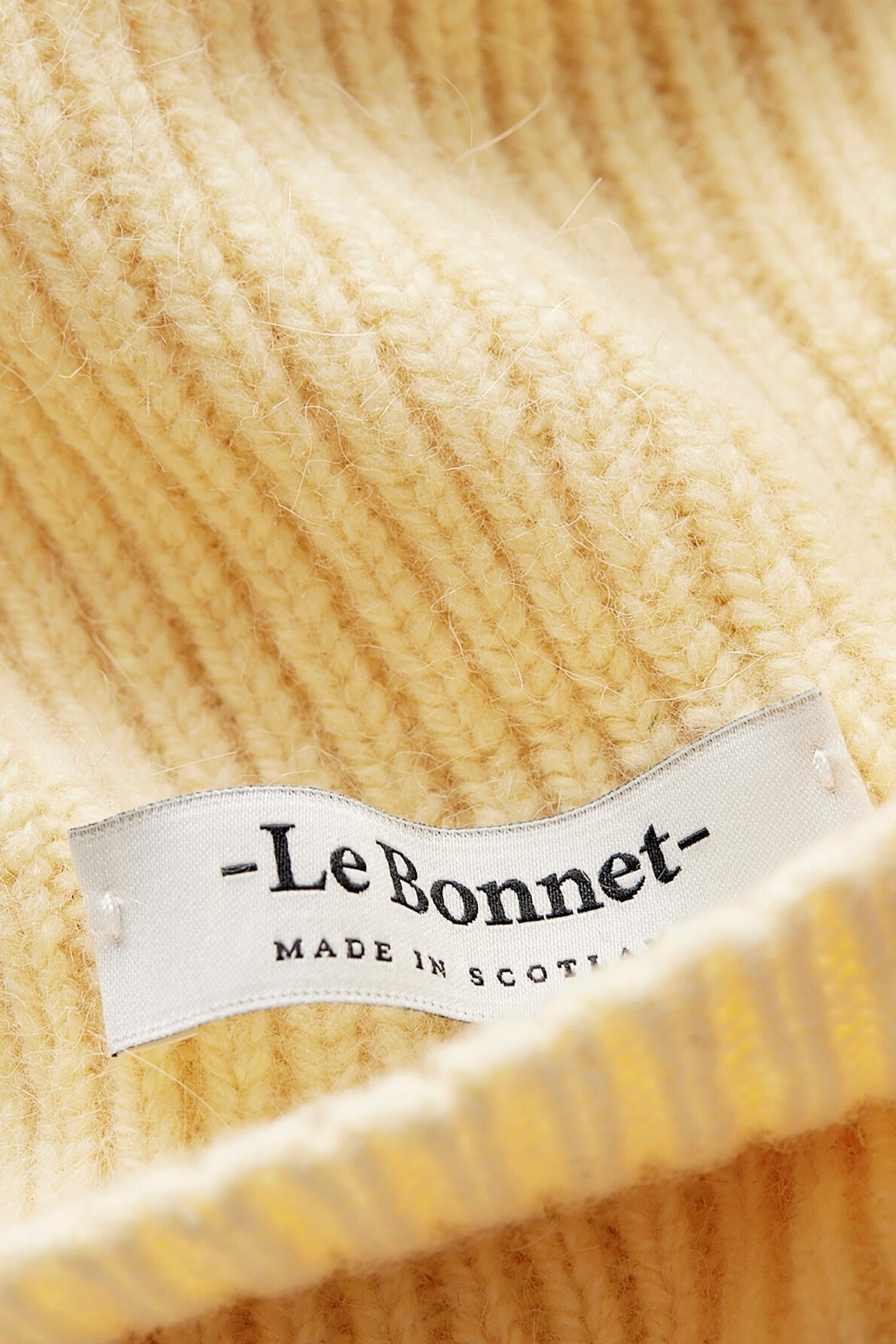 LeBonnet Beanie in Blonde