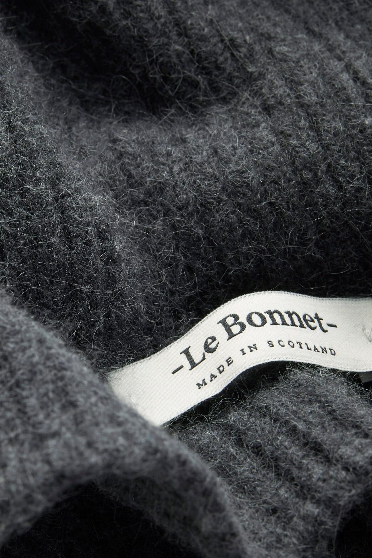LeBonnet Beanie in Graphite
