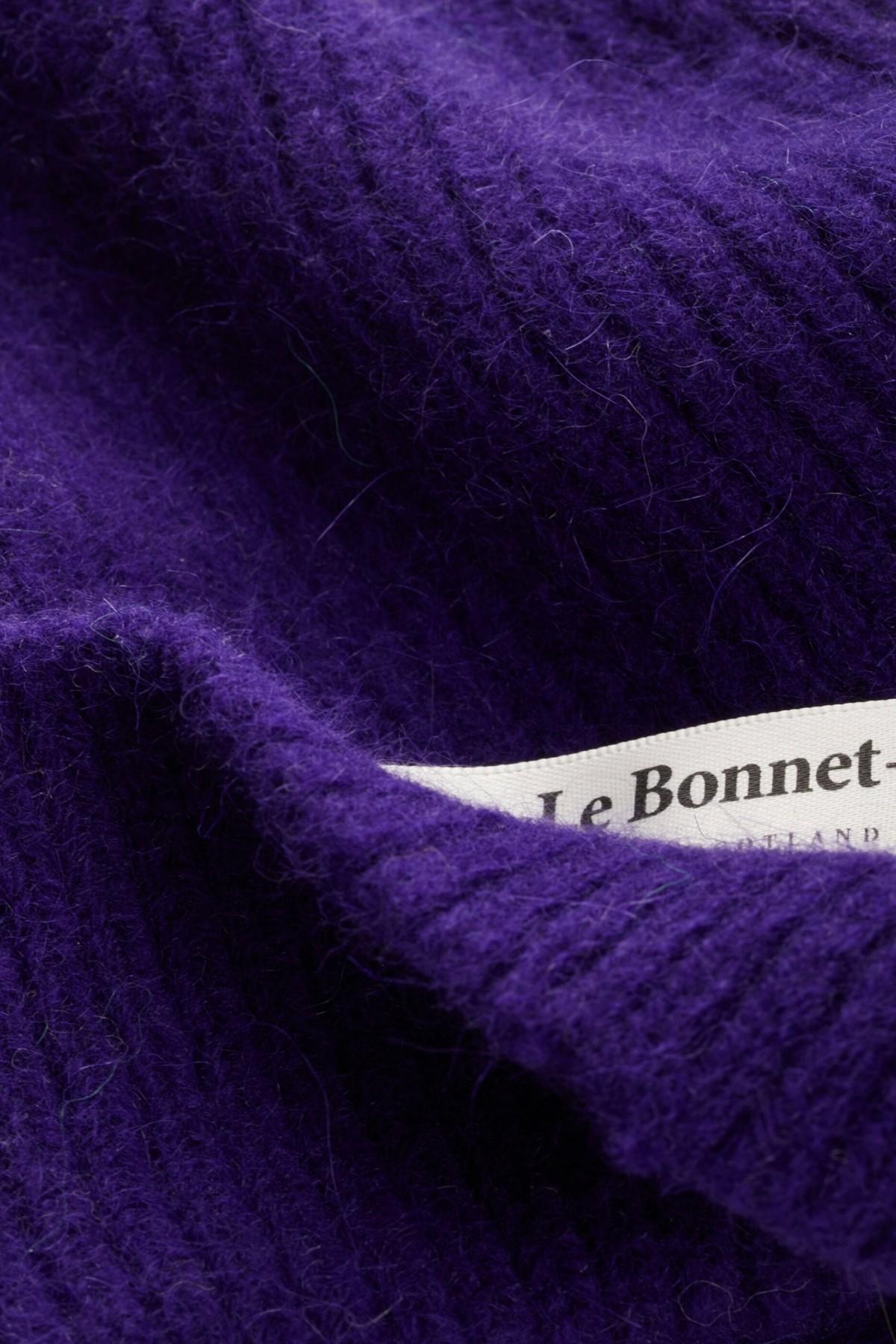 LeBonnet Beanie in Indigo