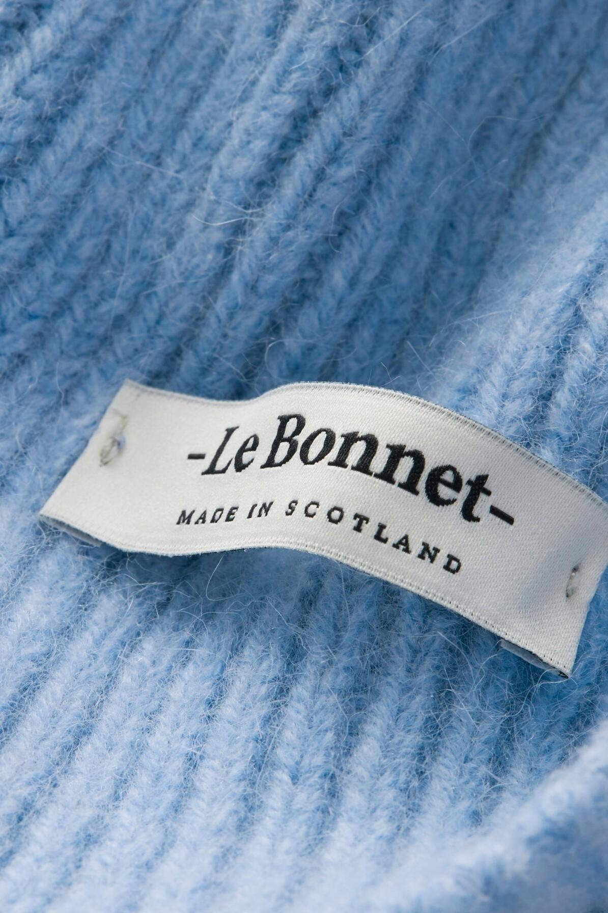 LeBonnet Beanie in Light Blue Sky