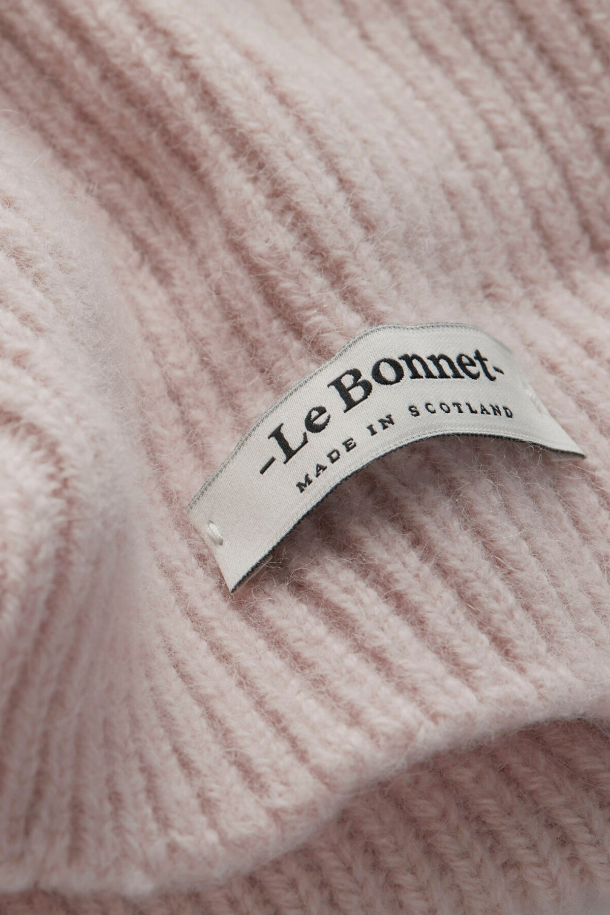 LeBonnet Beanie in MistyRose
