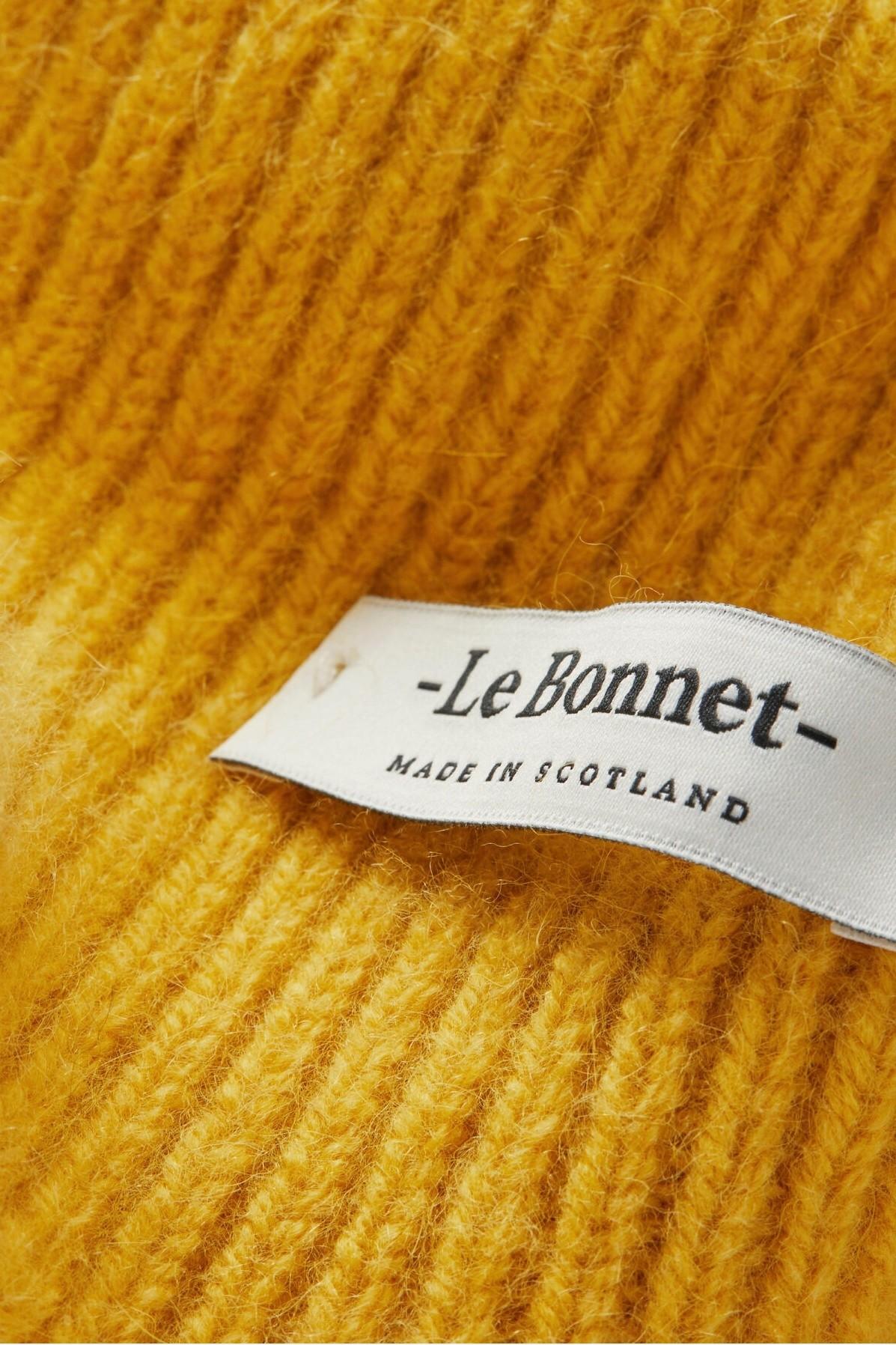 LeBonnet Beanie in Mustard